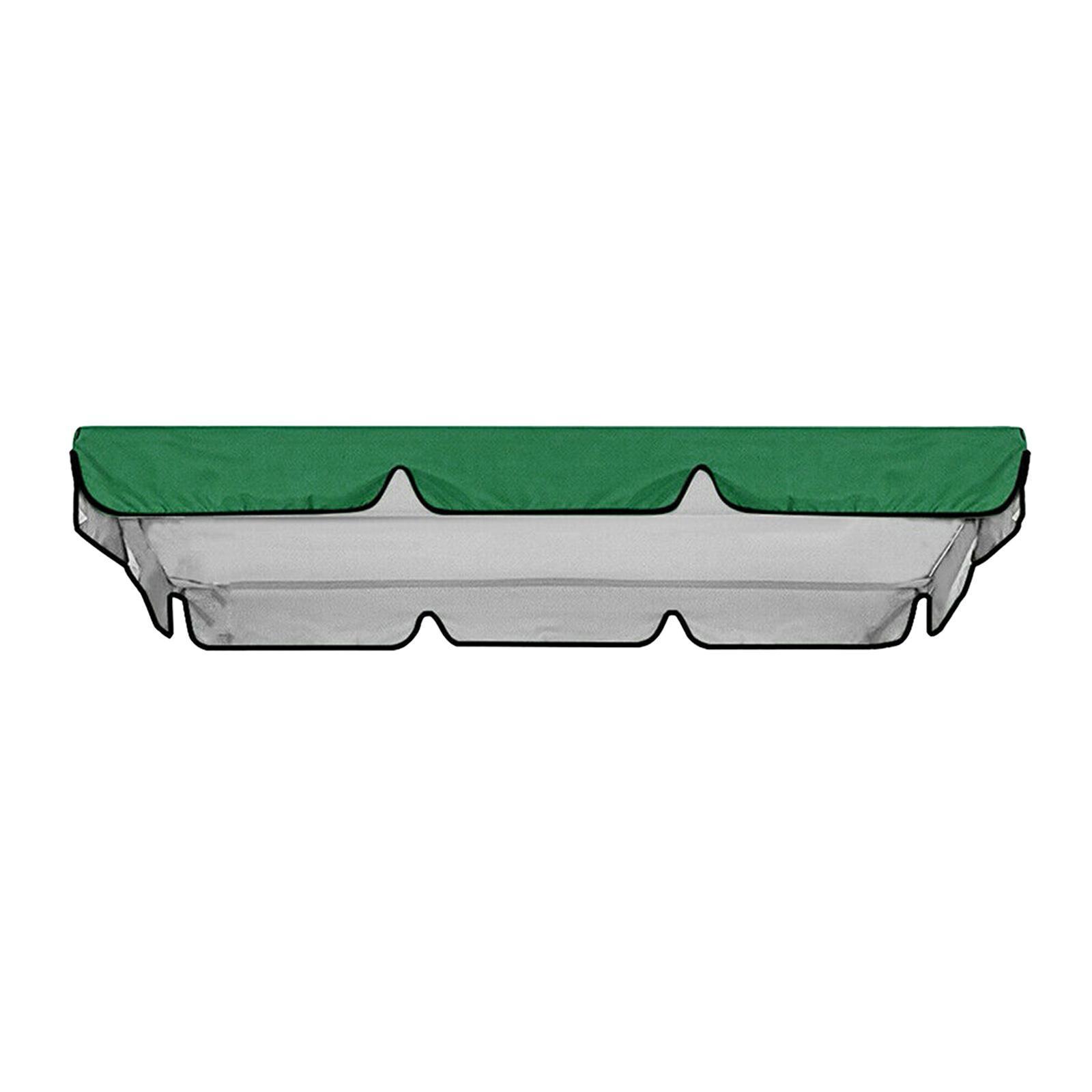 miniatura 4 - Copertura superiore della sedia a dondolo da giardino per esterni con