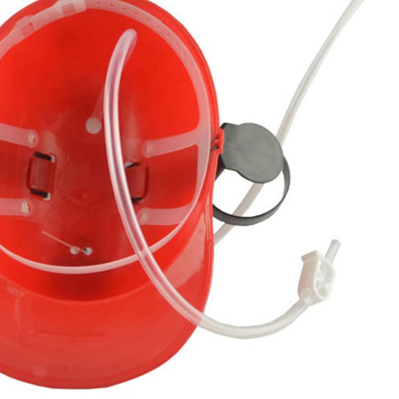 Novelty-Drinking-Helmet-Beer-Hat-Drink-Holder-Cola-Soda-Party-Stag-Do-Game miniature 4