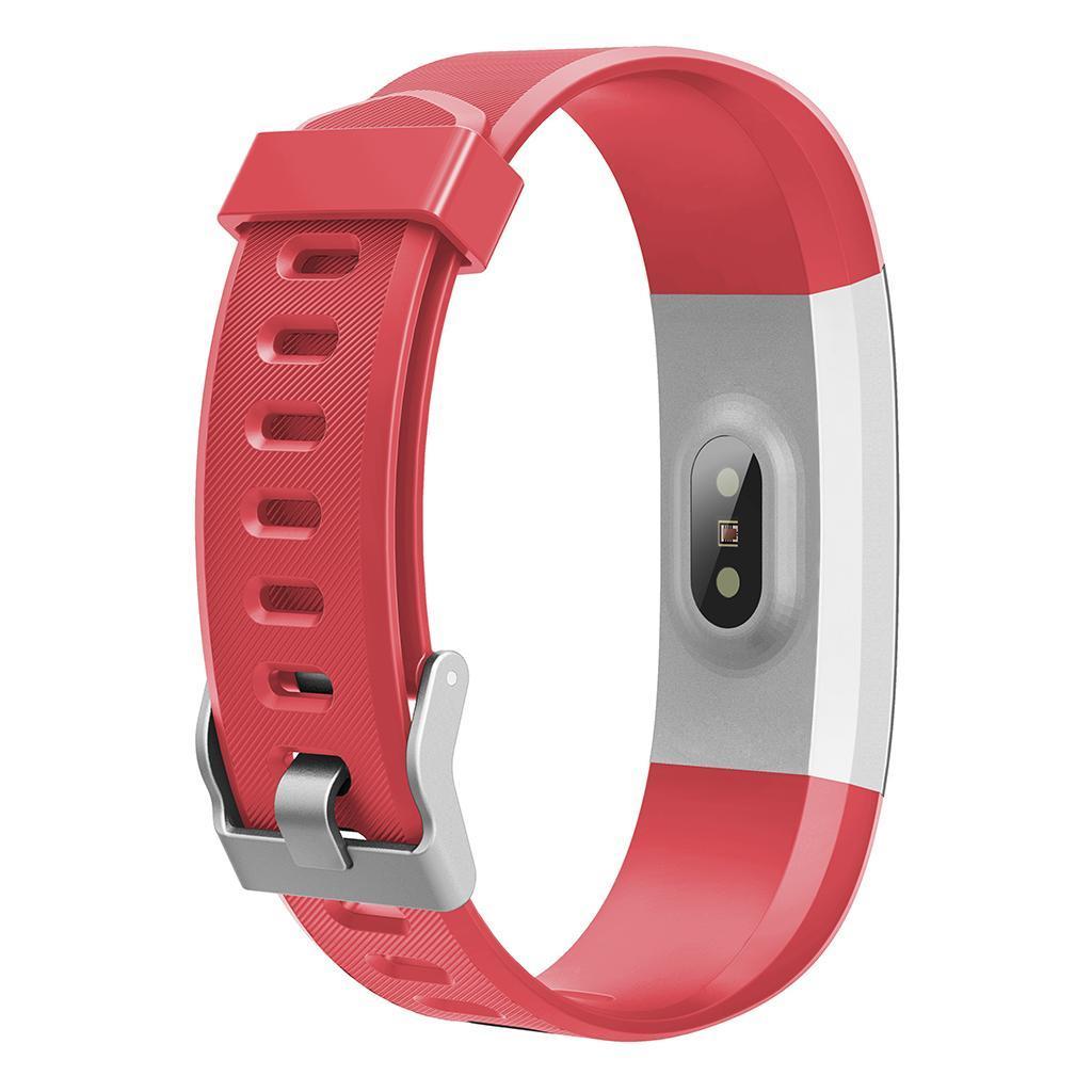 Bluetooth-Smart-Watch-Blood-Pressure-Fitness-Tracker-Waterproof-Wristband miniature 13