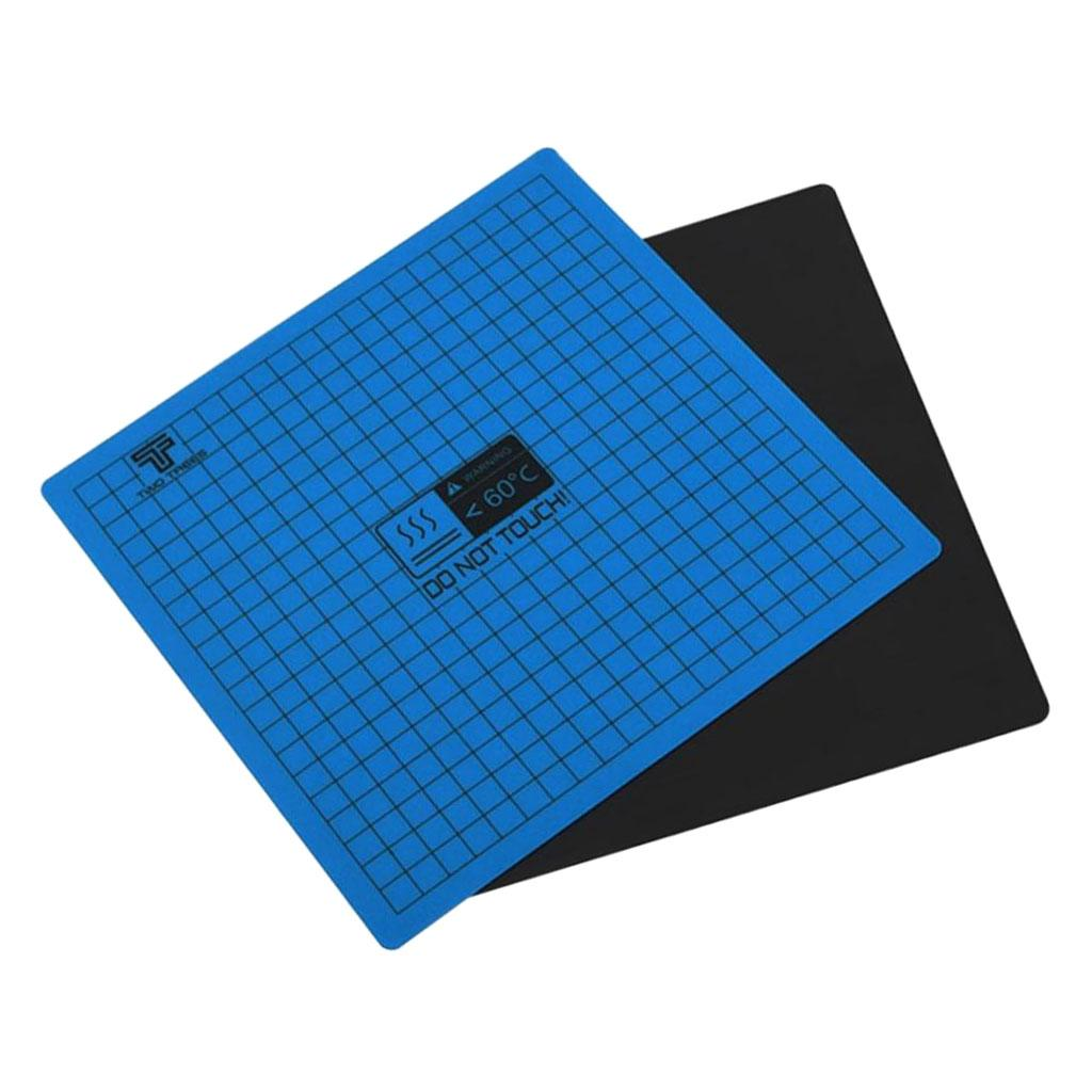 Build Surface Flexible 310x310mm Magnetic Heated Bed with Adhesive Backing