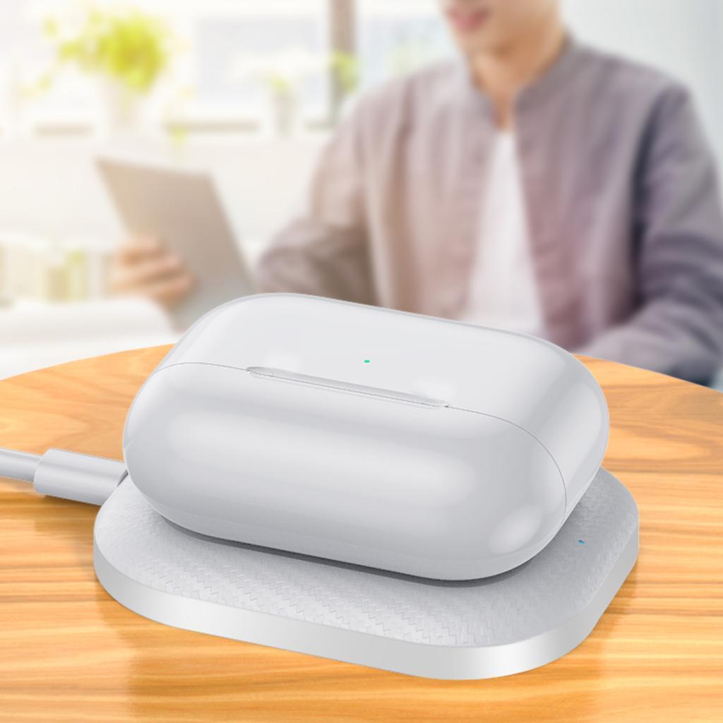 Support-de-chargeur-sans-fil-pour-casque-socle-de-chargement-pour-Airpods-2-Pro miniature 4
