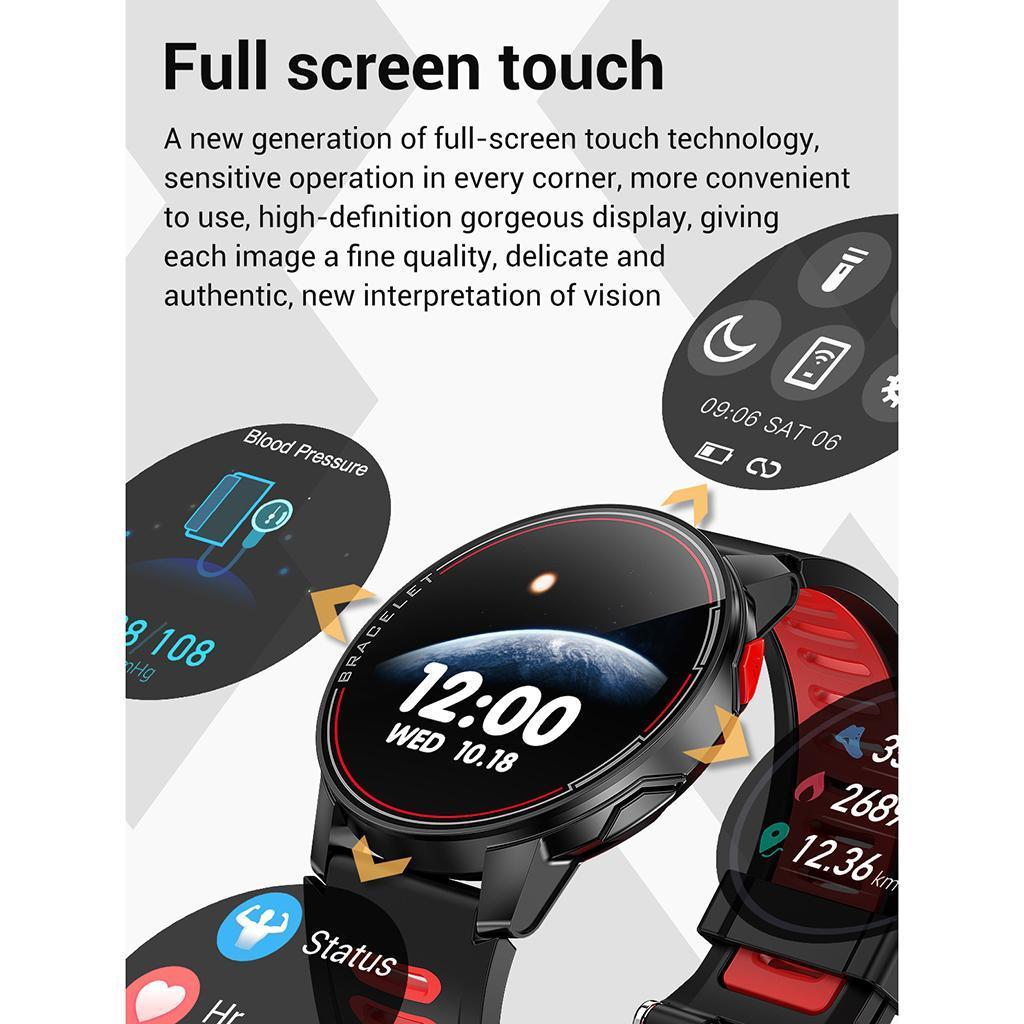 miniature 14 - S20 montre intelligente hommes IP68 étanche Fitness Tracker moniteur de