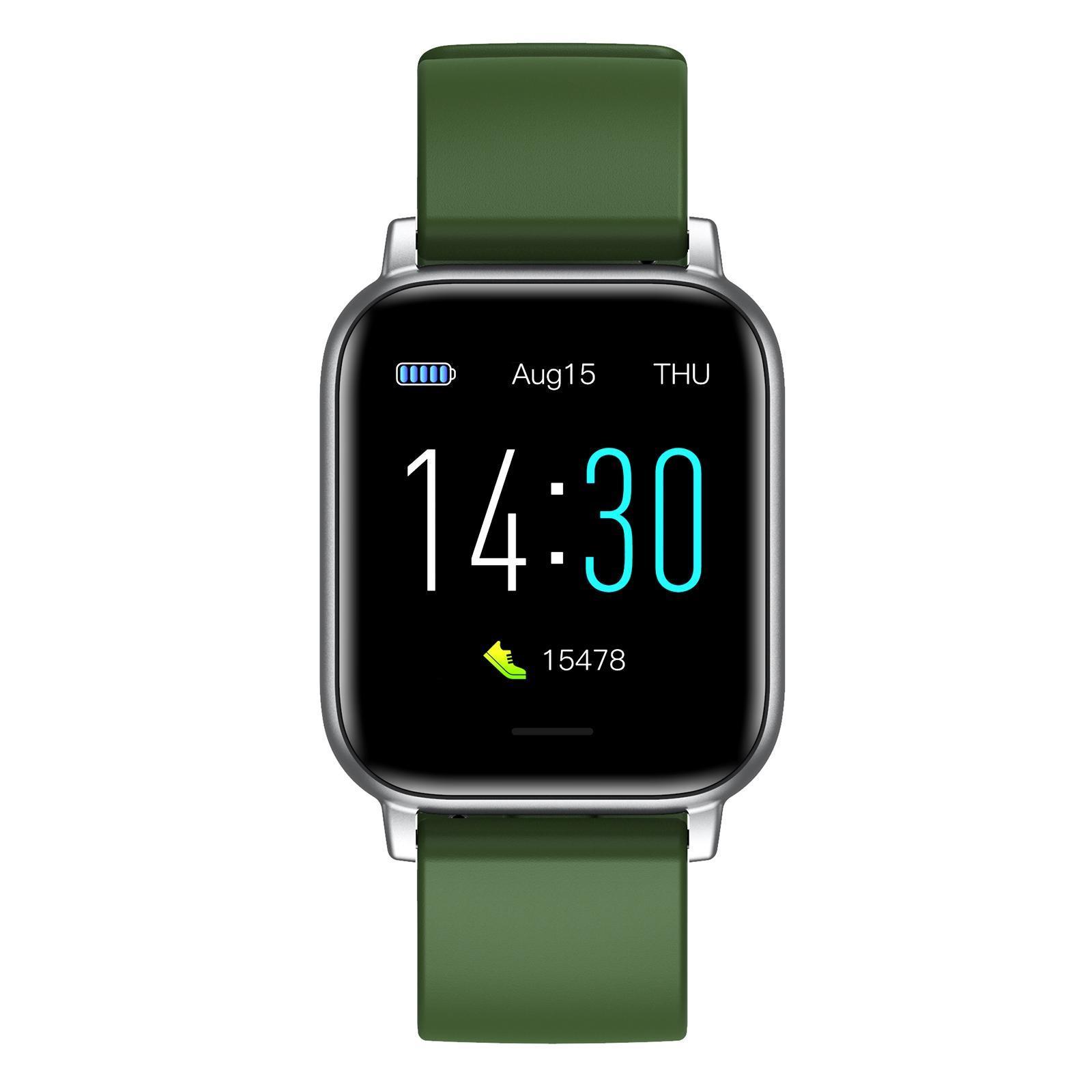 miniature 53 - 2021 NOUVEAU Bluetooth Fitness Tracker Smartwatch Sommeil Moniteur Étanche