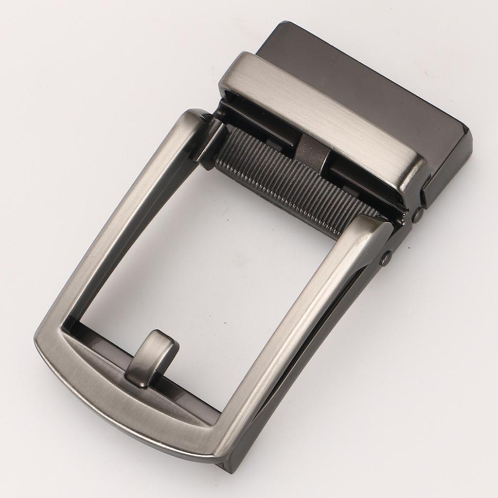 Remplacement-de-ceinture-en-cuir-a-cliquet-poli-par-metal-de-boucle-de miniature 13