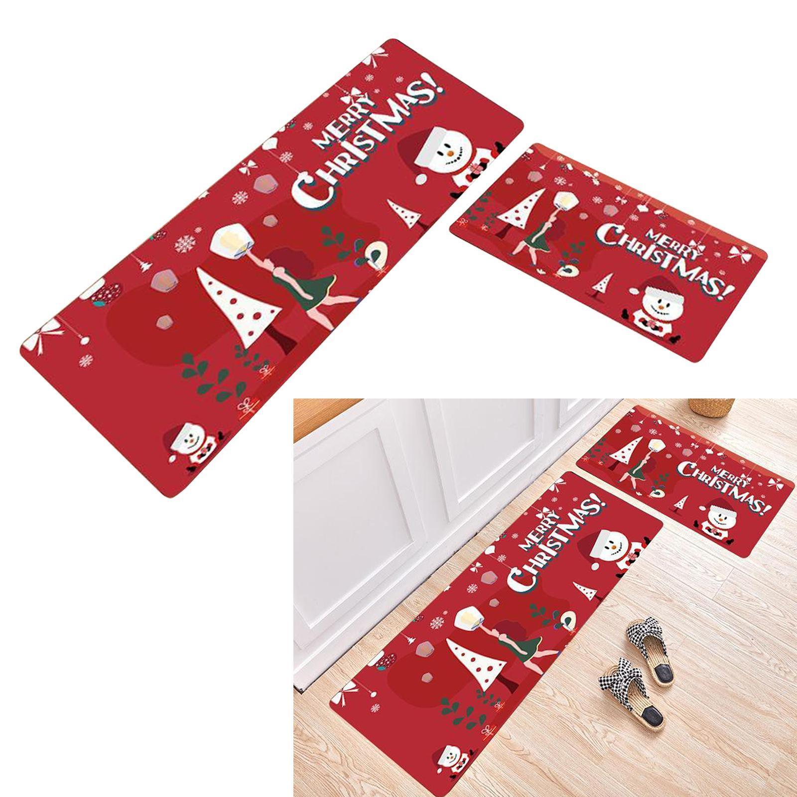 Zerbino-antiscivolo-tappeti-da-cucina-per-la-casa-ingresso-bagno-tappeto miniatura 3