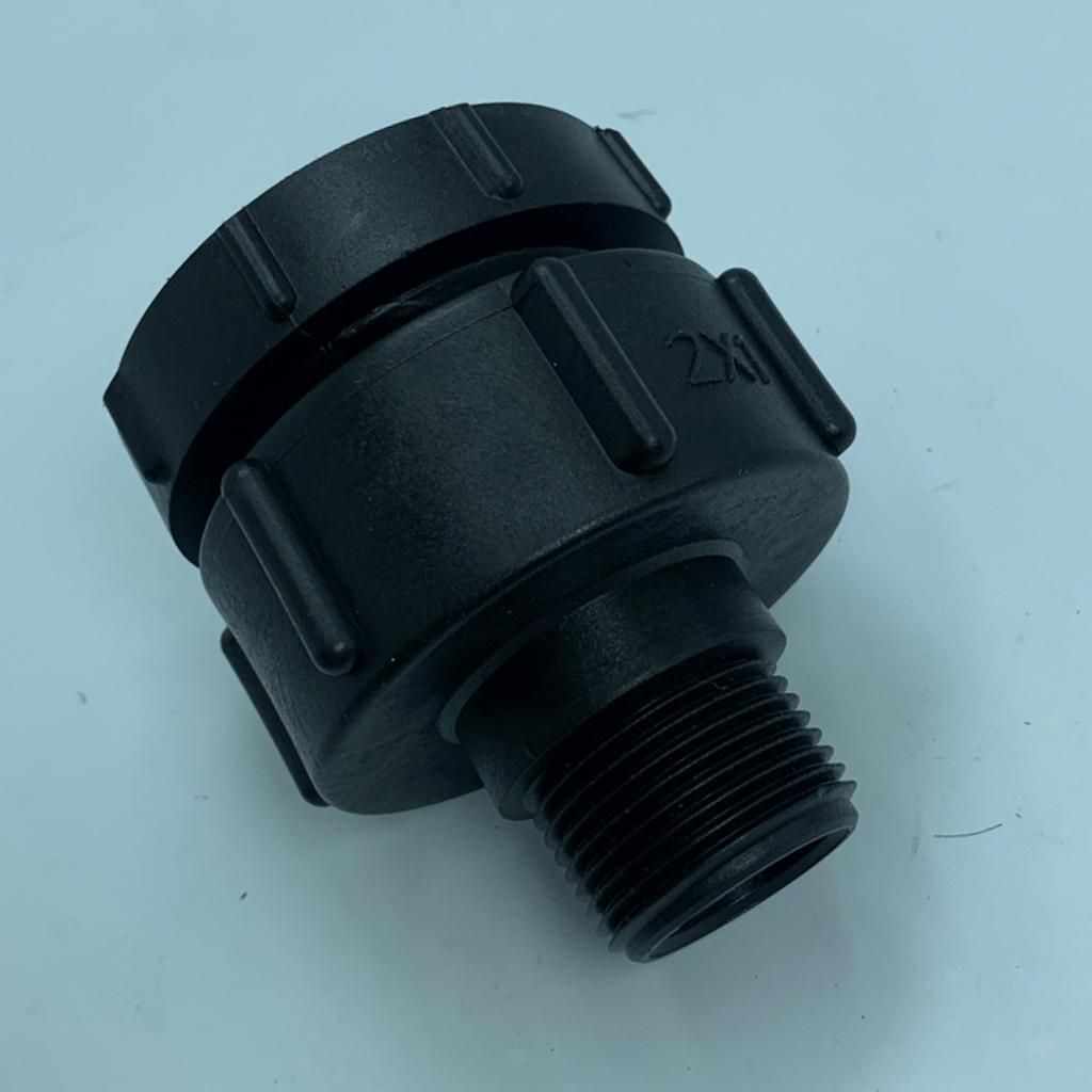 IBC Container Adapter Valve Joint to Hose Faucet Valve Replacement Parts G1