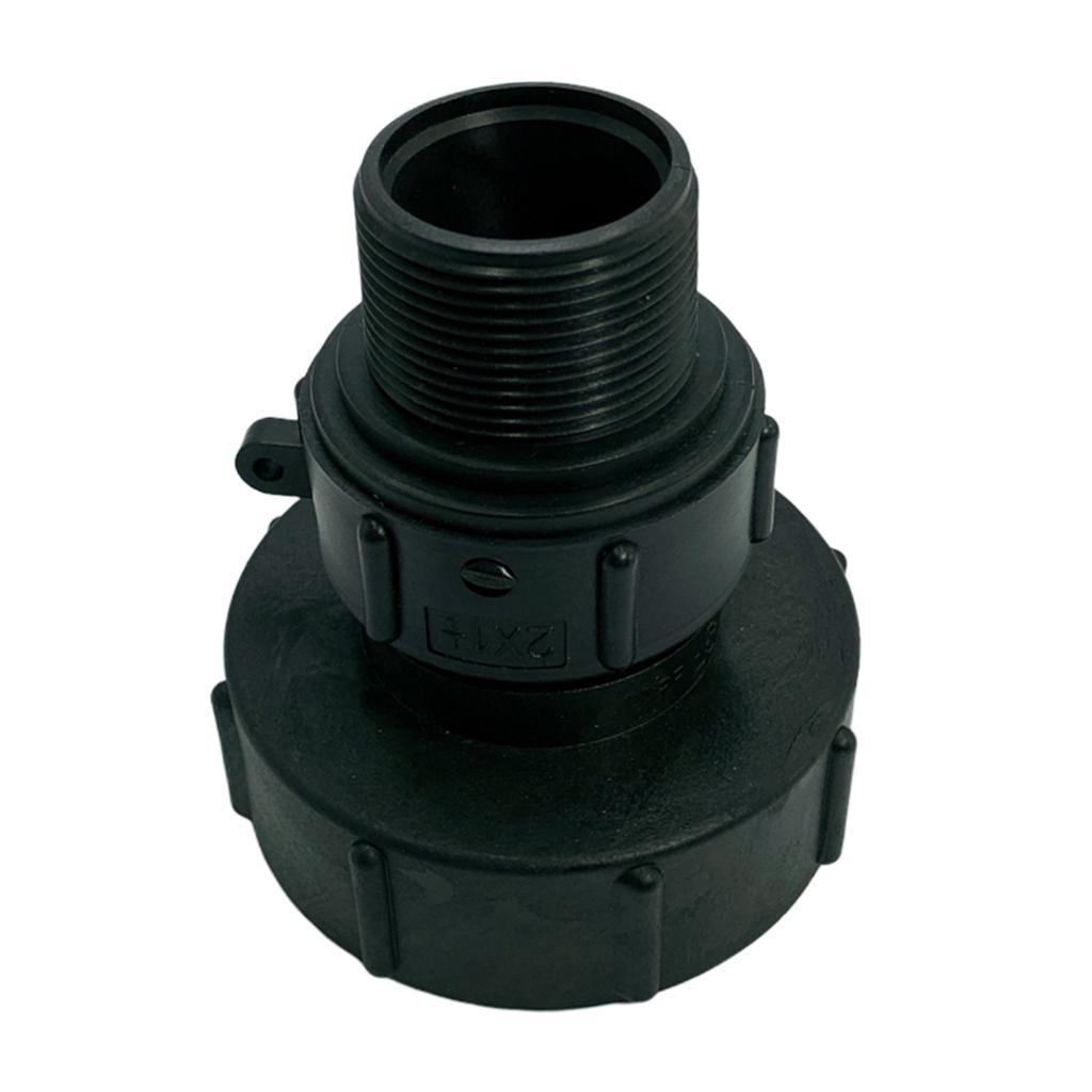 IBC-Water-Tank-Hose-Adapter-Garden-Water-Hose-Adapter-Fitting-Kit thumbnail 12