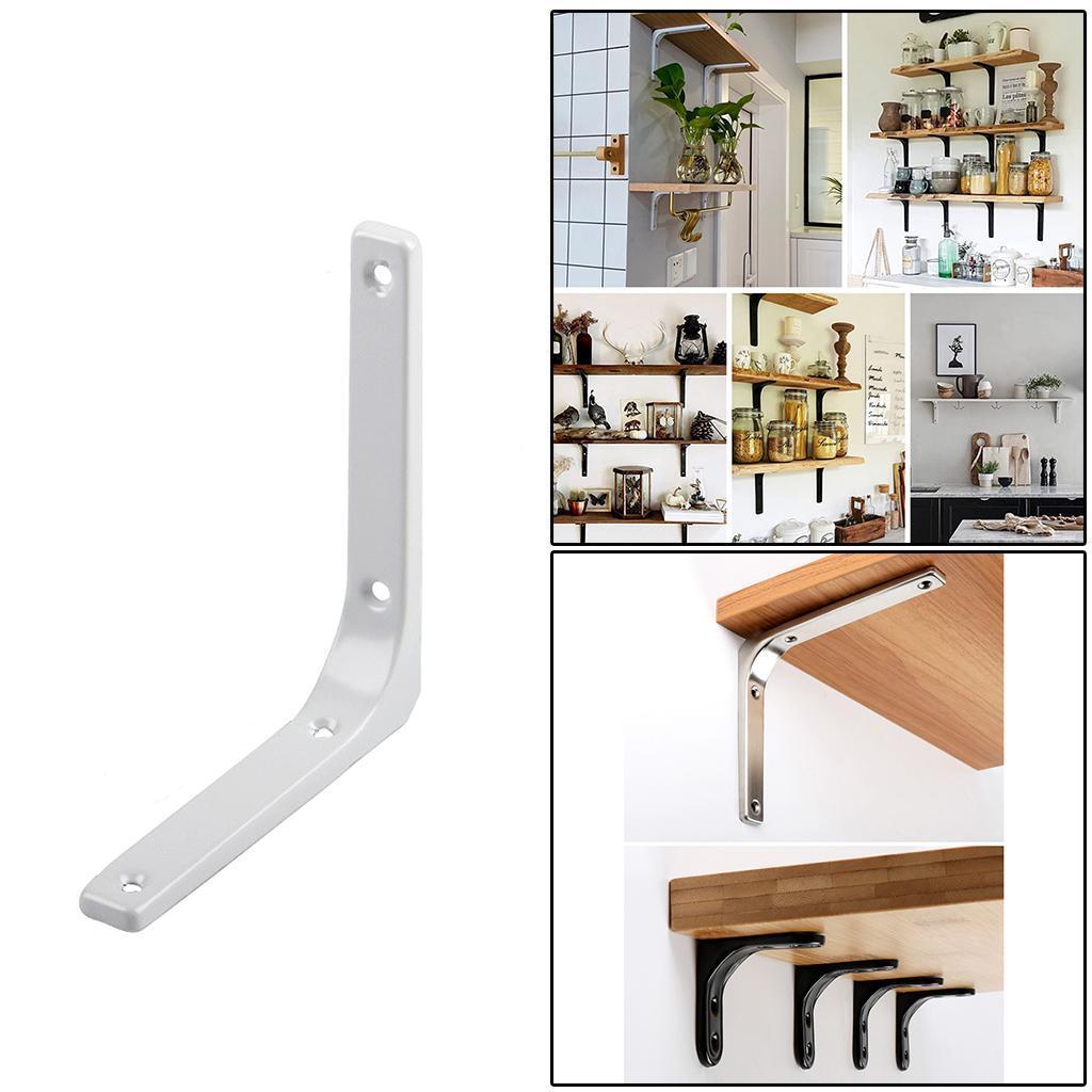 thumbnail 115 - Shelf   Floating Shelves Tripod Triangle Shelf Brackets for Bathroom