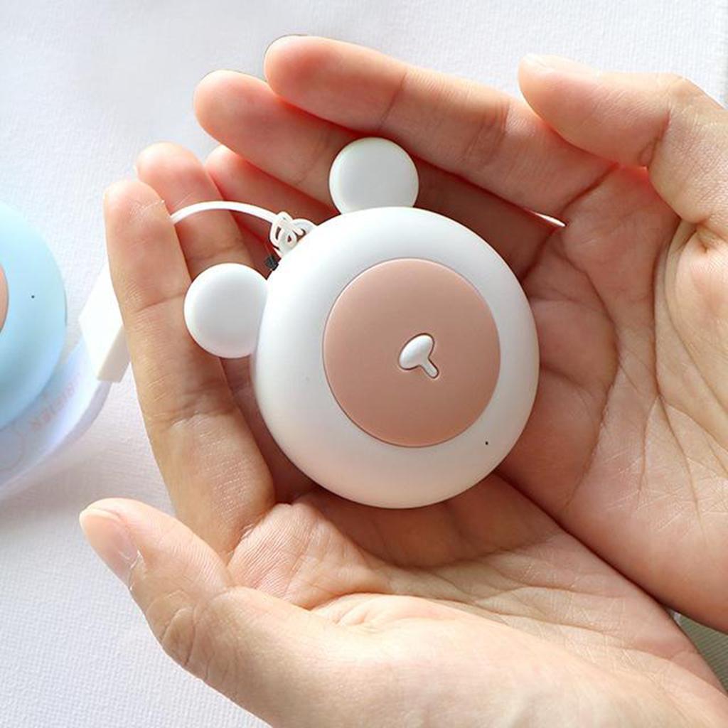 Indexbild 7 - Wiederaufladbare Travel Air Purifier USB Tragbare Hals Hängen Tragbare
