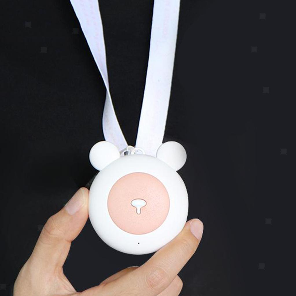 Indexbild 6 - Wiederaufladbare Travel Air Purifier USB Tragbare Hals Hängen Tragbare