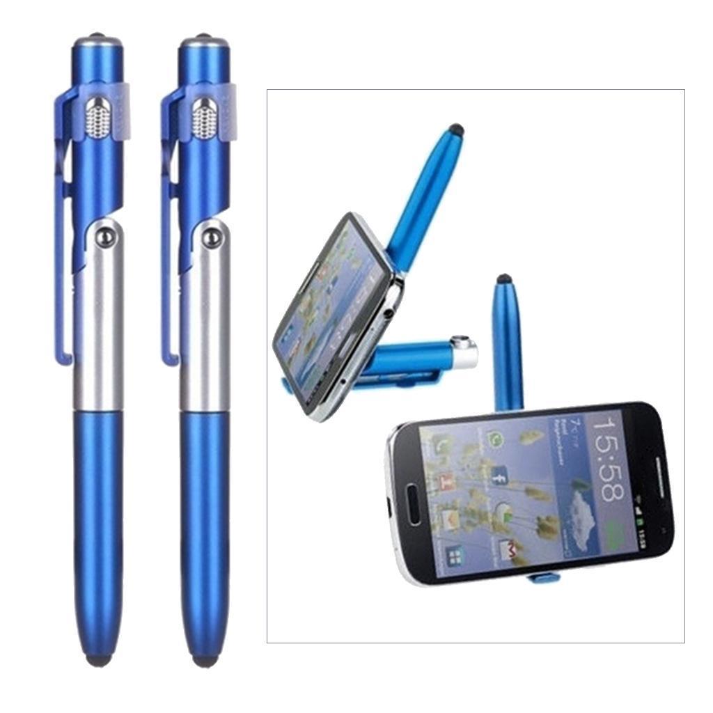 2pcs-Universale-Mini-Penna-Dello-Stilo-Penna-A-Sfera-per-Tablet-Cellulare miniatura 22