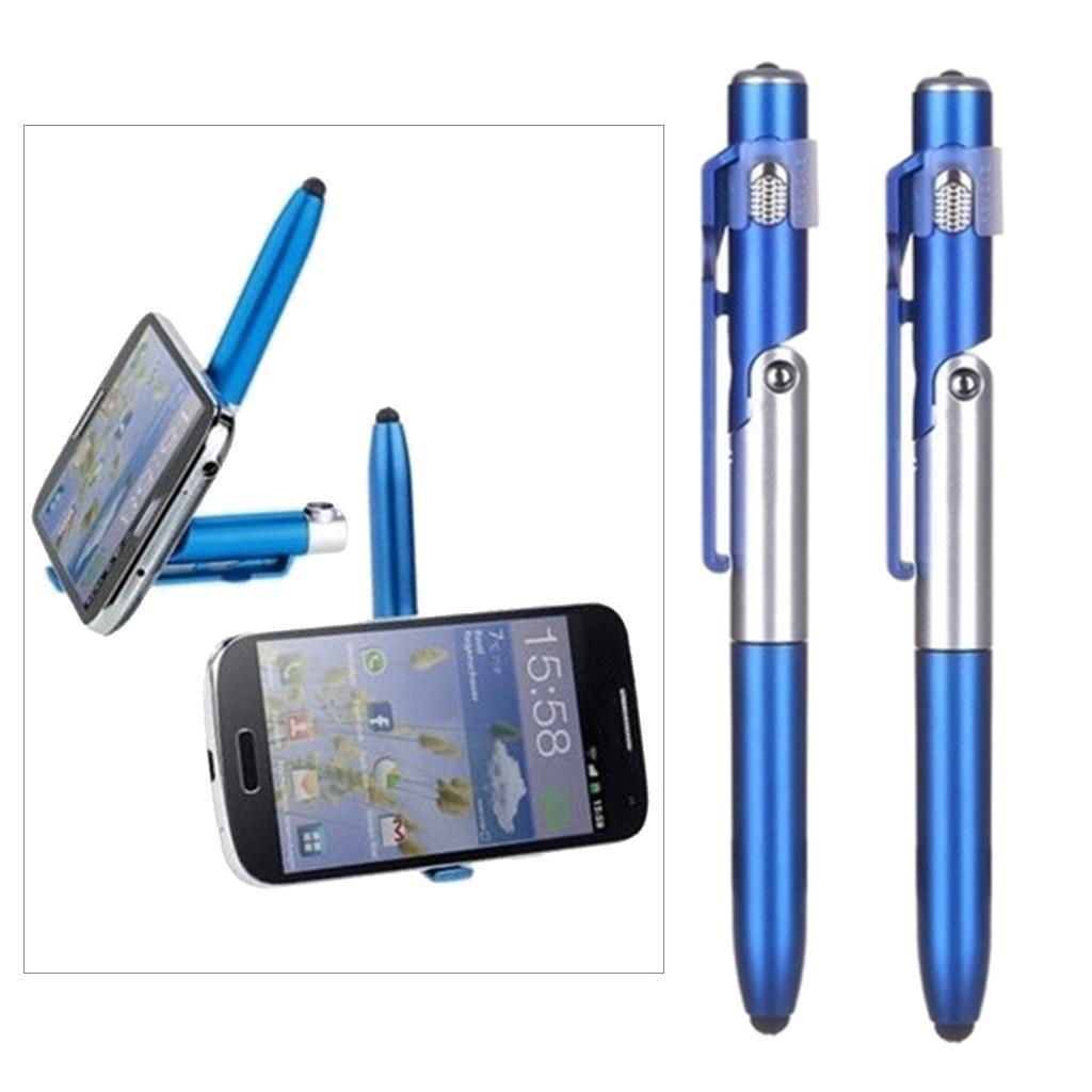 2pcs-Universale-Mini-Penna-Dello-Stilo-Penna-A-Sfera-per-Tablet-Cellulare miniatura 23