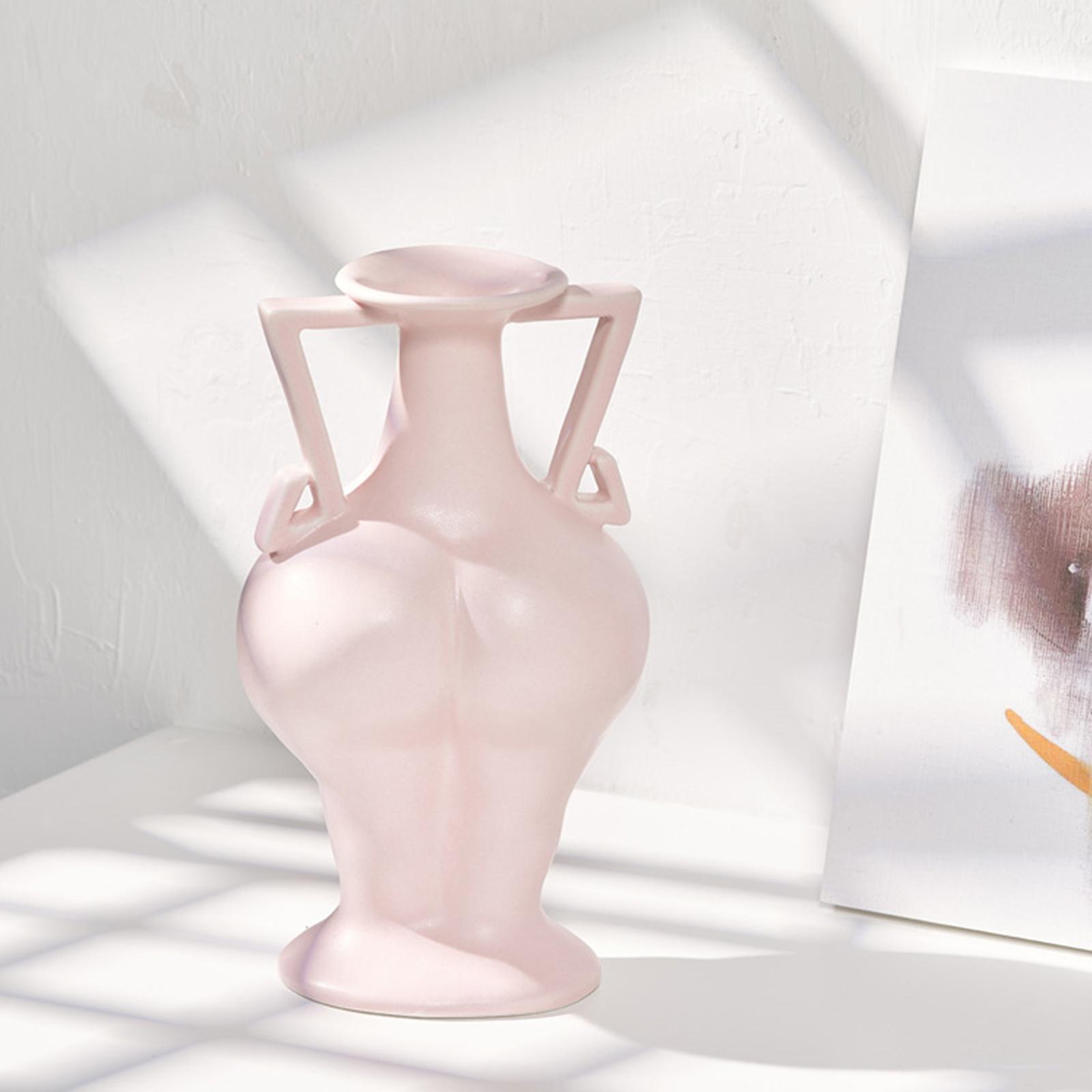 Indexbild 12 - Blumenvase Keramik Blumentöpfe Trockenblumenhalter Pflanzenvasen Wohnkultur