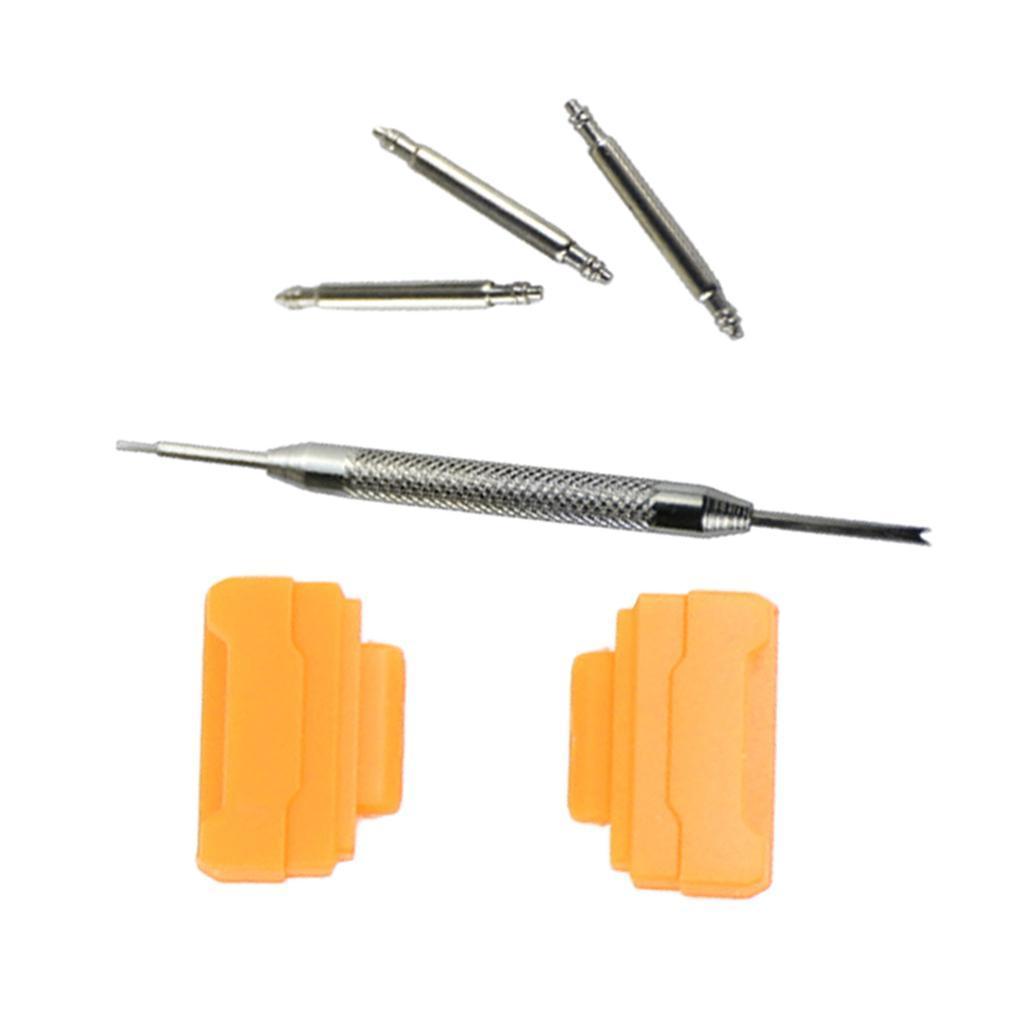 Uhrenarmband-Adapter-Kits-Strap-Connector-16mm-Fuer-GShock-Casio-Armband Indexbild 9