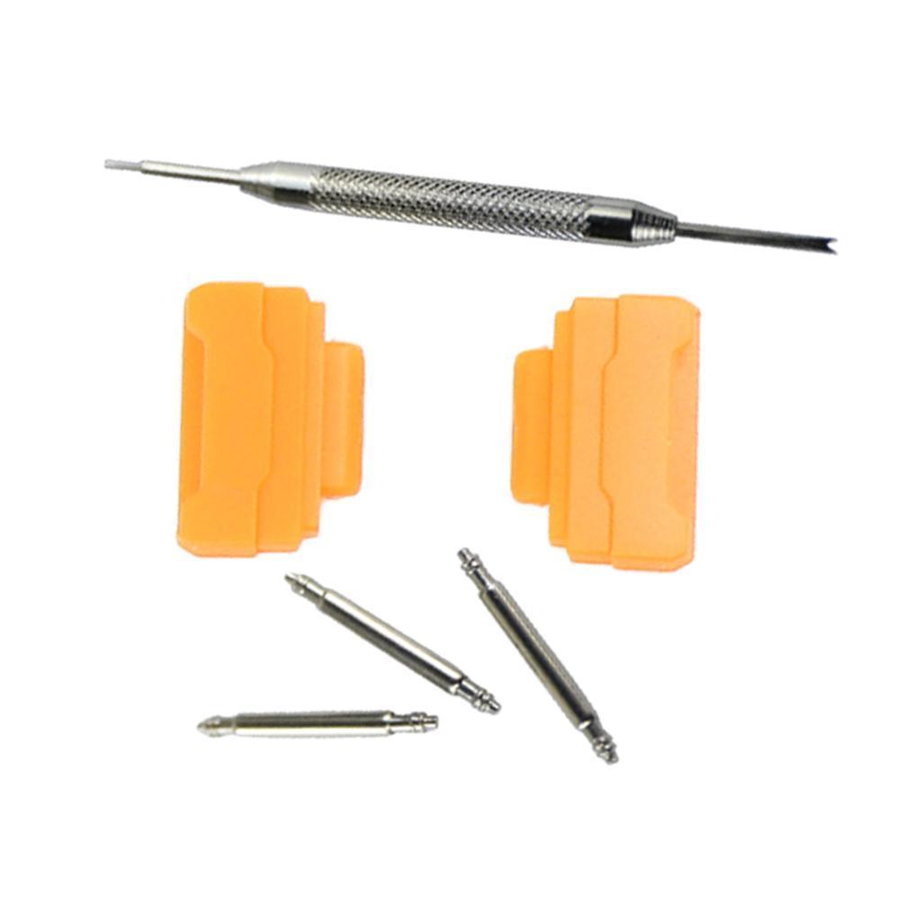 Uhrenarmband-Adapter-Kits-Strap-Connector-16mm-Fuer-GShock-Casio-Armband Indexbild 10