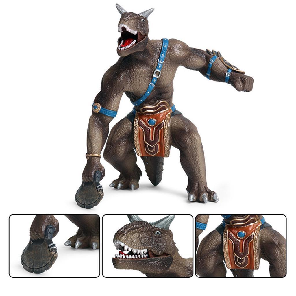 1x-Nanosaur-Model-Figure-Toys-Dinosaur-Soldier-Plastic-Children-Toy-Decor thumbnail 19