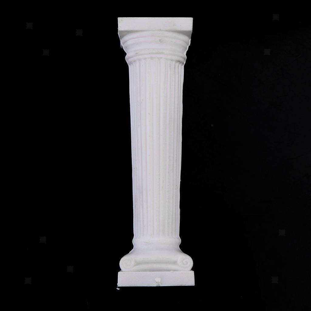 12x-Statue-De-Piedestal-En-Sculpture-Sur-Albatre-Colonne-De-Quatuor-D-039-epoque miniature 5