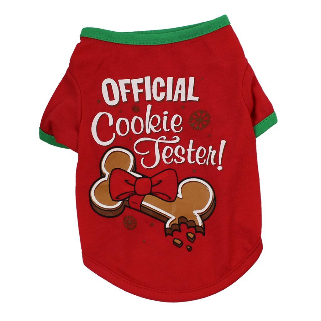 Small-Dog-Xmas-Clothes-Pet-dog-christmas-Apparel-For-Small-to-Large-Dogs thumbnail 6