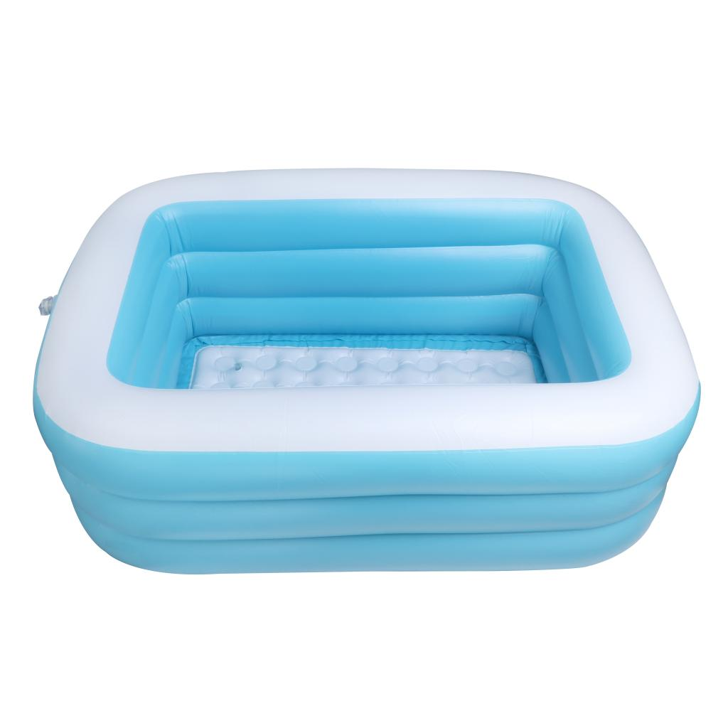 Thickened Family Swimming Pool Garden Outdoor Inflatable Paddling Pool 51x35x24