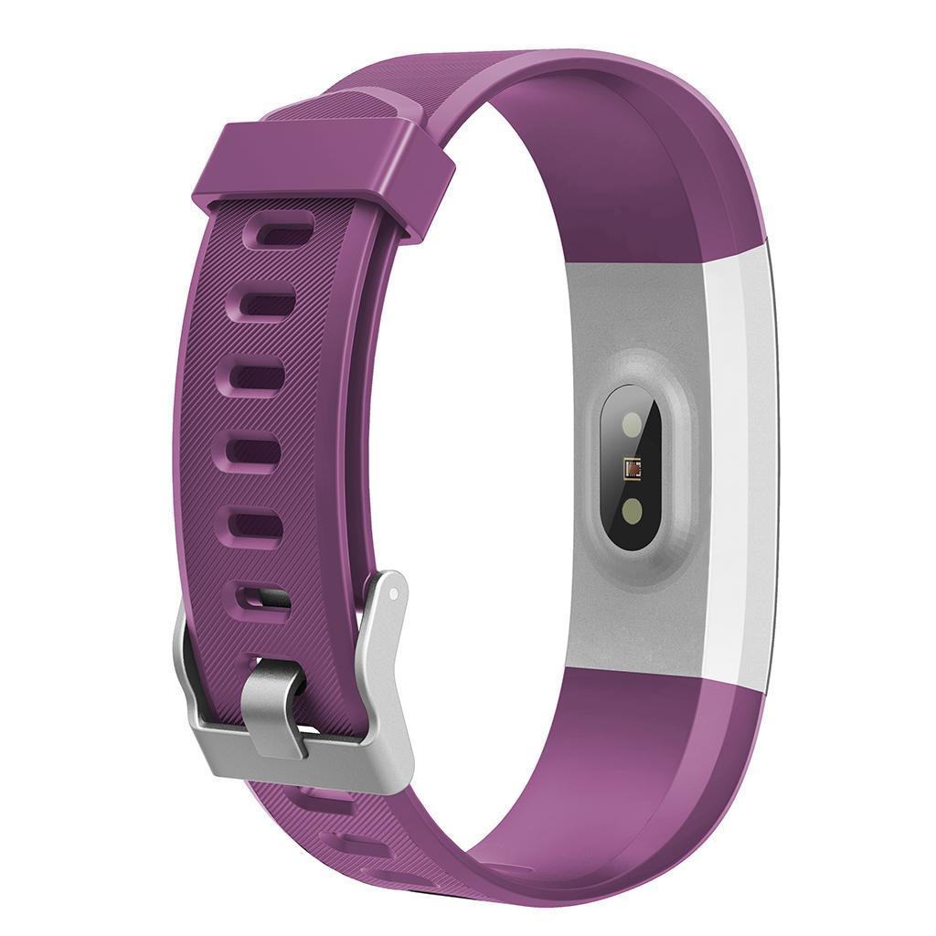 Bluetooth-Smart-Watch-Blood-Pressure-Fitness-Tracker-Waterproof-Wristband miniature 18