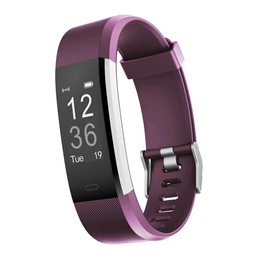 Bluetooth-Smart-Watch-Blood-Pressure-Fitness-Tracker-Waterproof-Wristband miniature 17