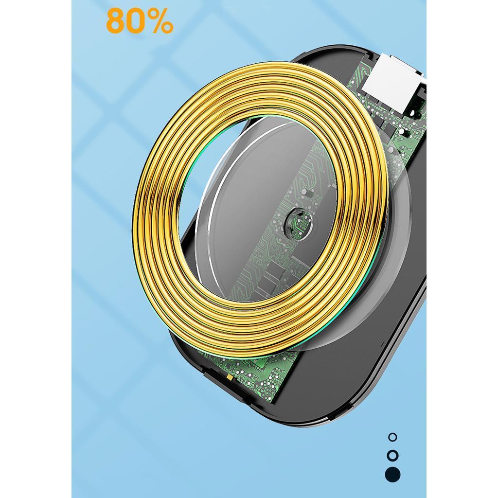 Support-de-chargeur-sans-fil-pour-casque-socle-de-chargement-pour-Airpods-2-Pro miniature 13