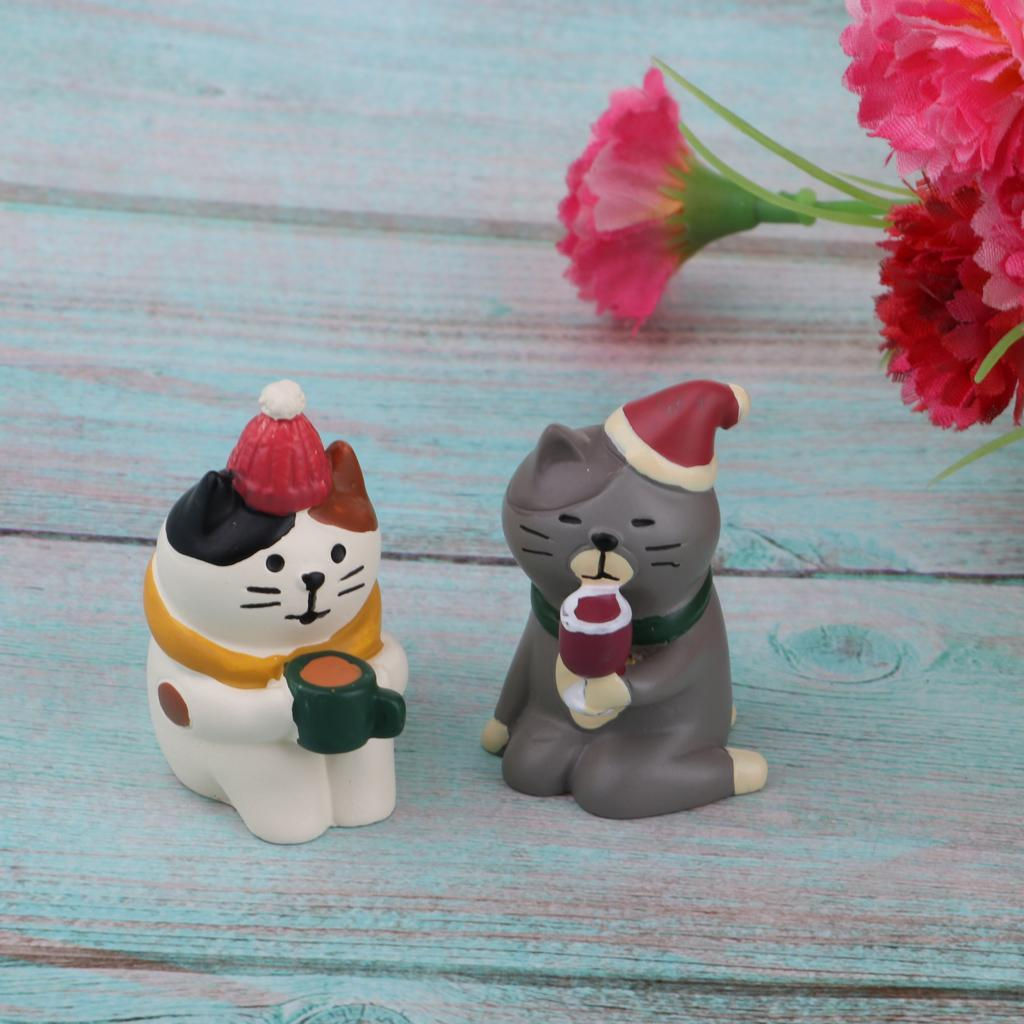 Modelo-de-Animal-de-Casa-de-Munecas-Escala-1-12 miniatura 13
