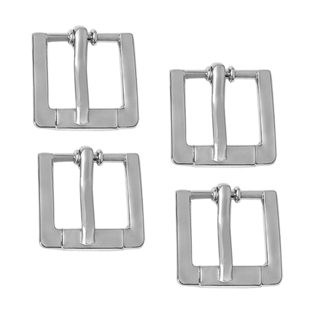 4x-Boucle-de-Sac-Accessoire-pour-Coupe-vent-de-Sac-Fabrication-de-Lanieres miniature 4