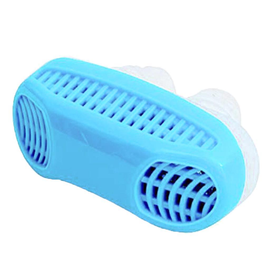 Silicone-Anti-Snore-Dilatateurs-nasaux-Apnee-Aide-Nez-Clip-Dispositif-de miniature 9