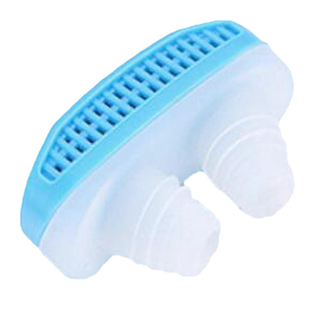 Silicone-Anti-Snore-Dilatateurs-nasaux-Apnee-Aide-Nez-Clip-Dispositif-de miniature 10