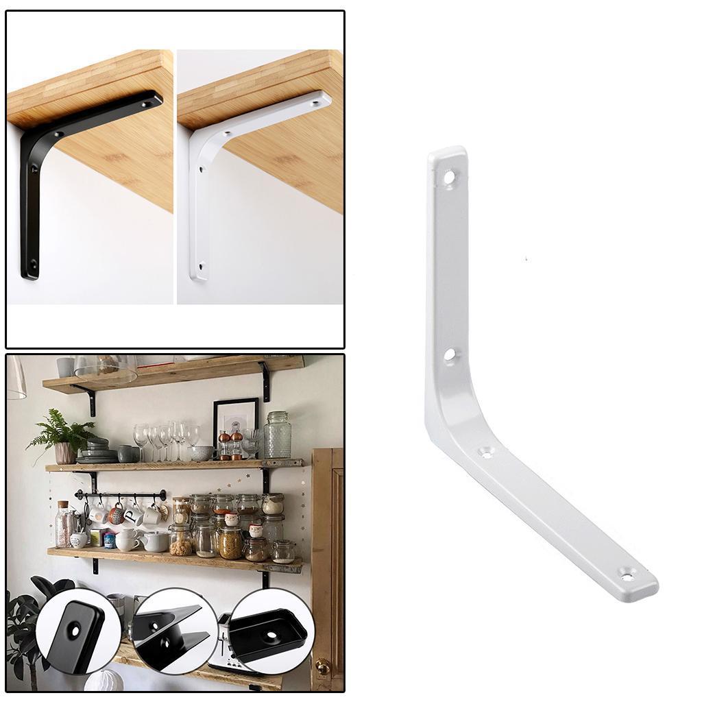 thumbnail 126 - Shelf   Floating Shelves Tripod Triangle Shelf Brackets for Bathroom