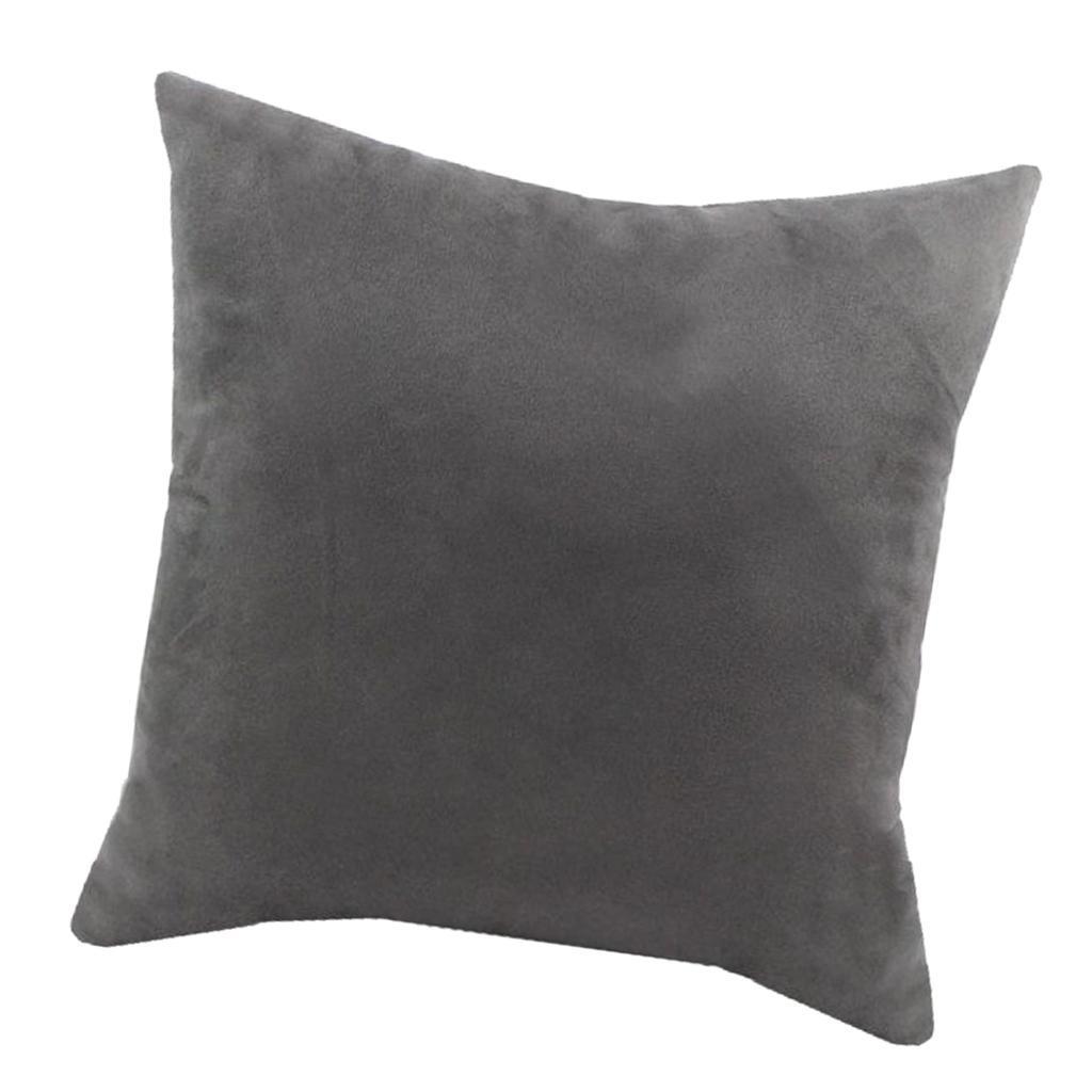 Fodera-per-cuscino-in-velluto-su-entrambi-i-lati-fodera-per-cuscino-18-x-18-039-039 miniatura 18