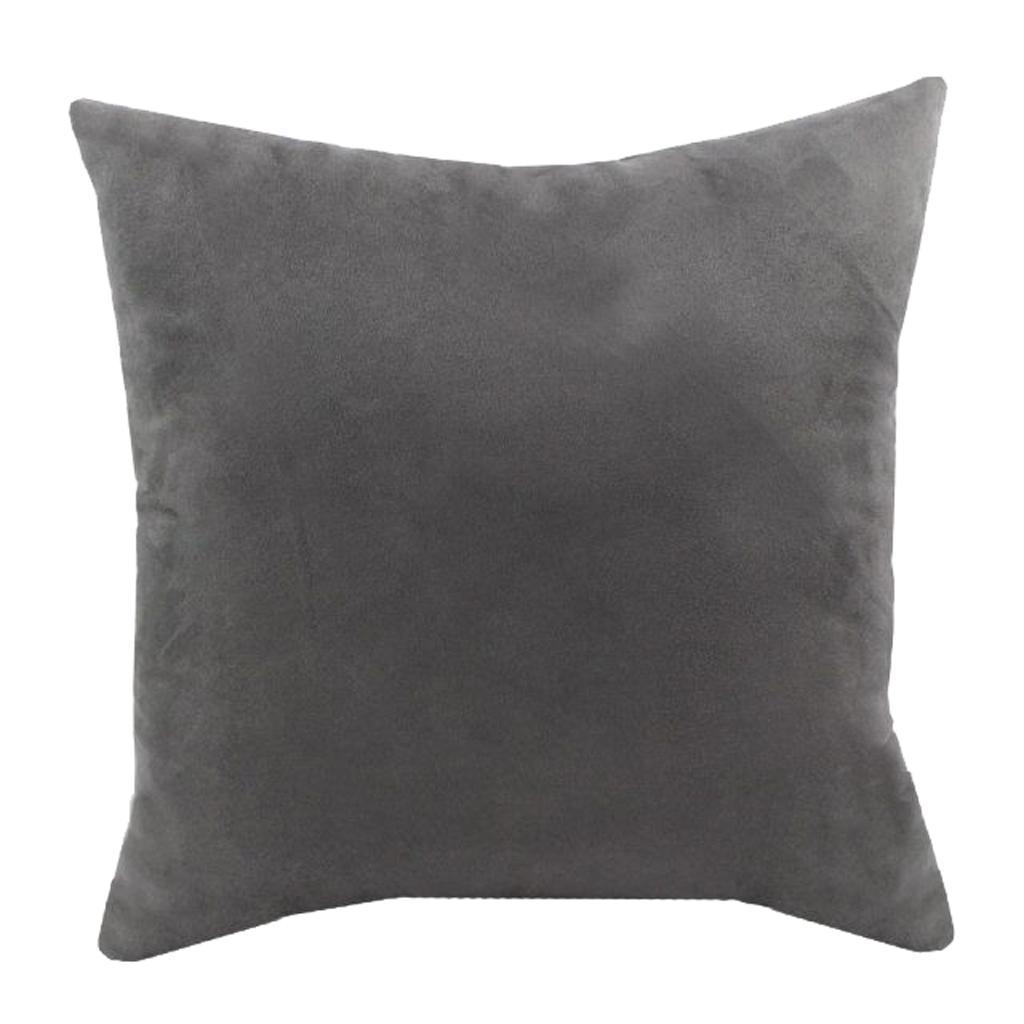 Fodera-per-cuscino-in-velluto-su-entrambi-i-lati-fodera-per-cuscino-18-x-18-039-039 miniatura 17