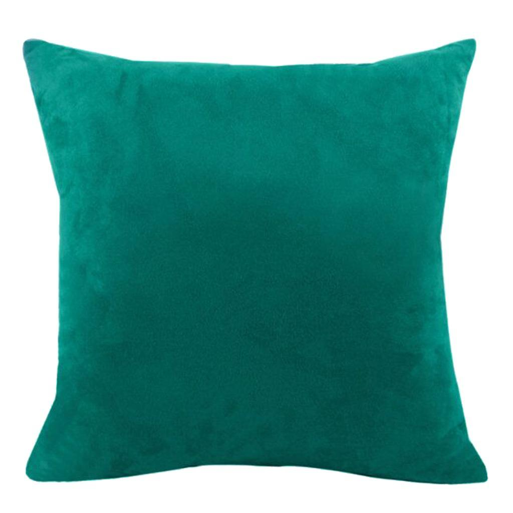 Fodera-per-cuscino-in-velluto-su-entrambi-i-lati-fodera-per-cuscino-18-x-18-039-039 miniatura 39