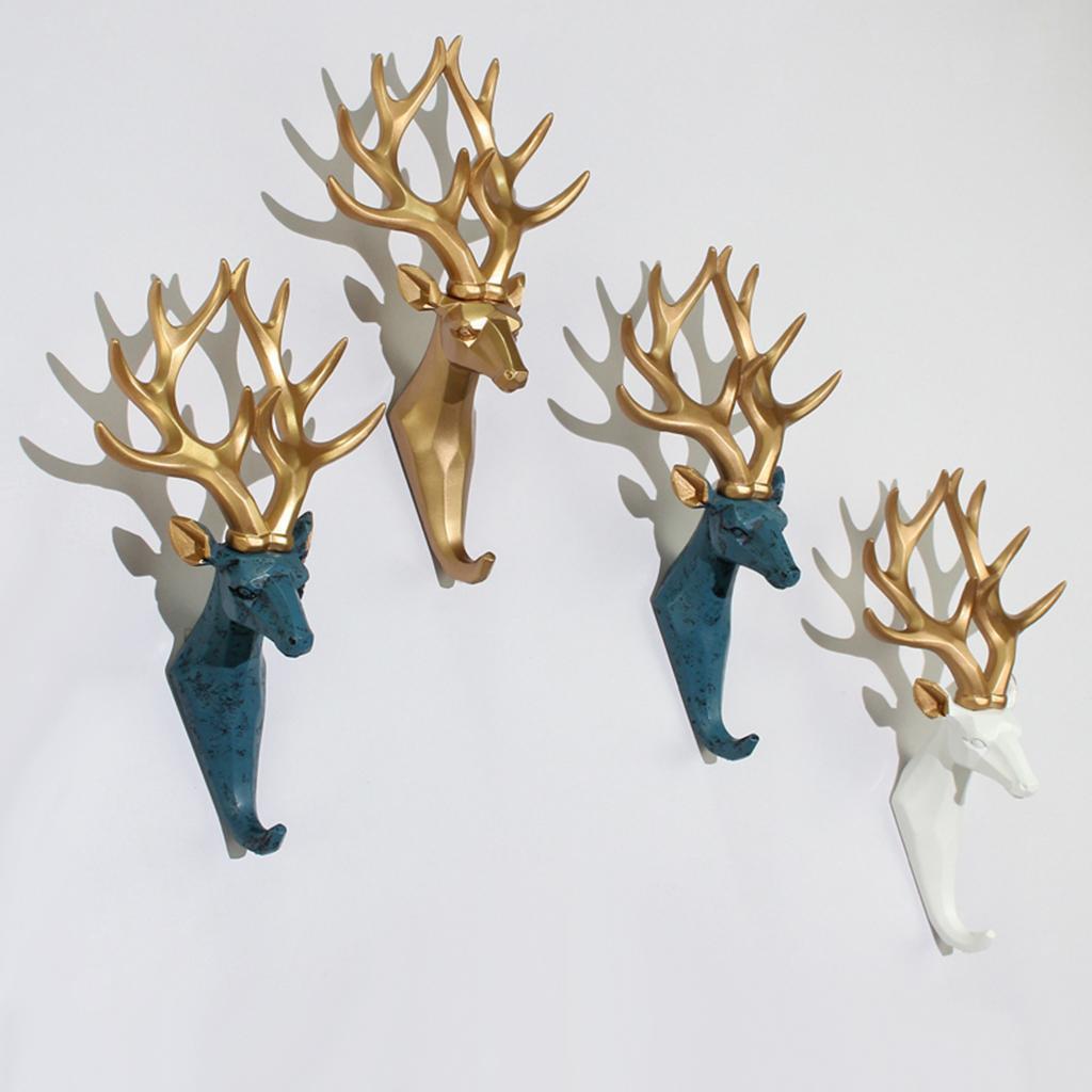 Chiave-cappello-Robes-Asciugamano-Ganci-Appendiabiti-A-Muro-Grucce-per-Badroom-e miniatura 39