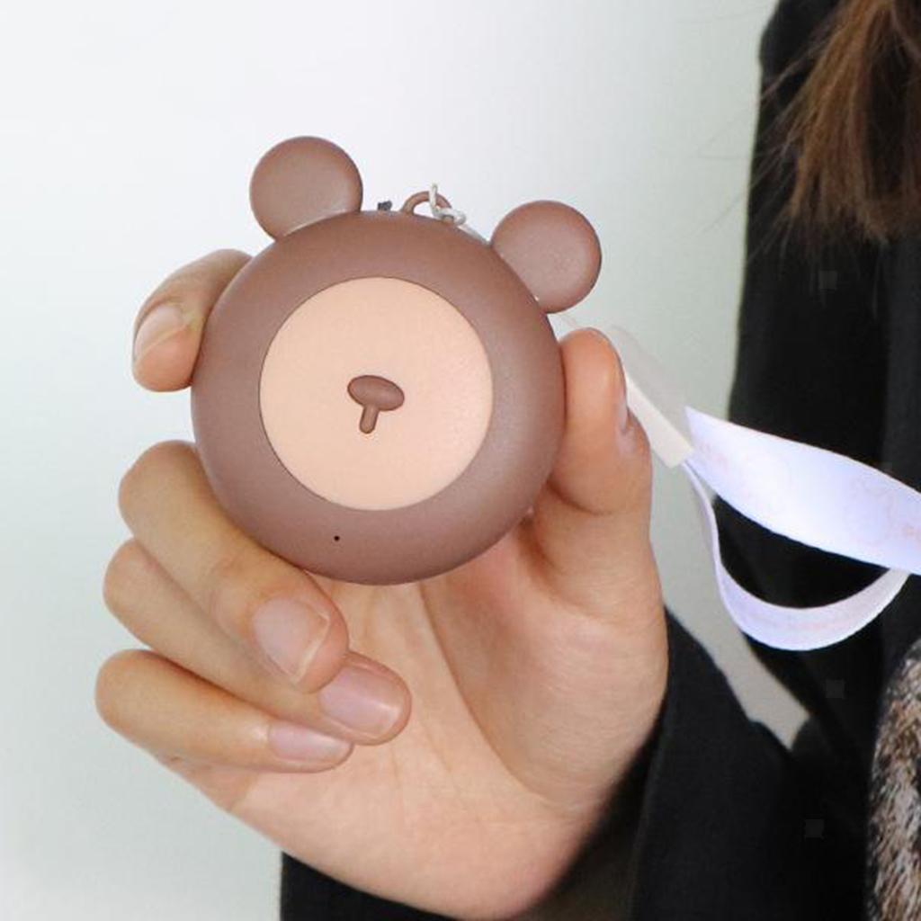 Indexbild 10 - Wiederaufladbare Travel Air Purifier USB Tragbare Hals Hängen Tragbare