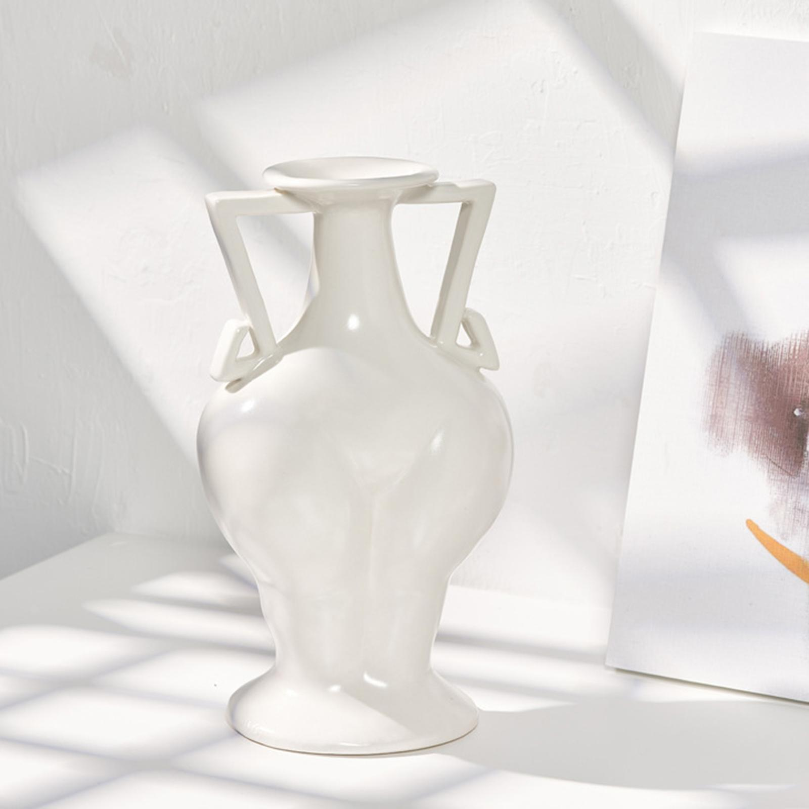 Indexbild 22 - Blumenvase Keramik Blumentöpfe Trockenblumenhalter Pflanzenvasen Wohnkultur
