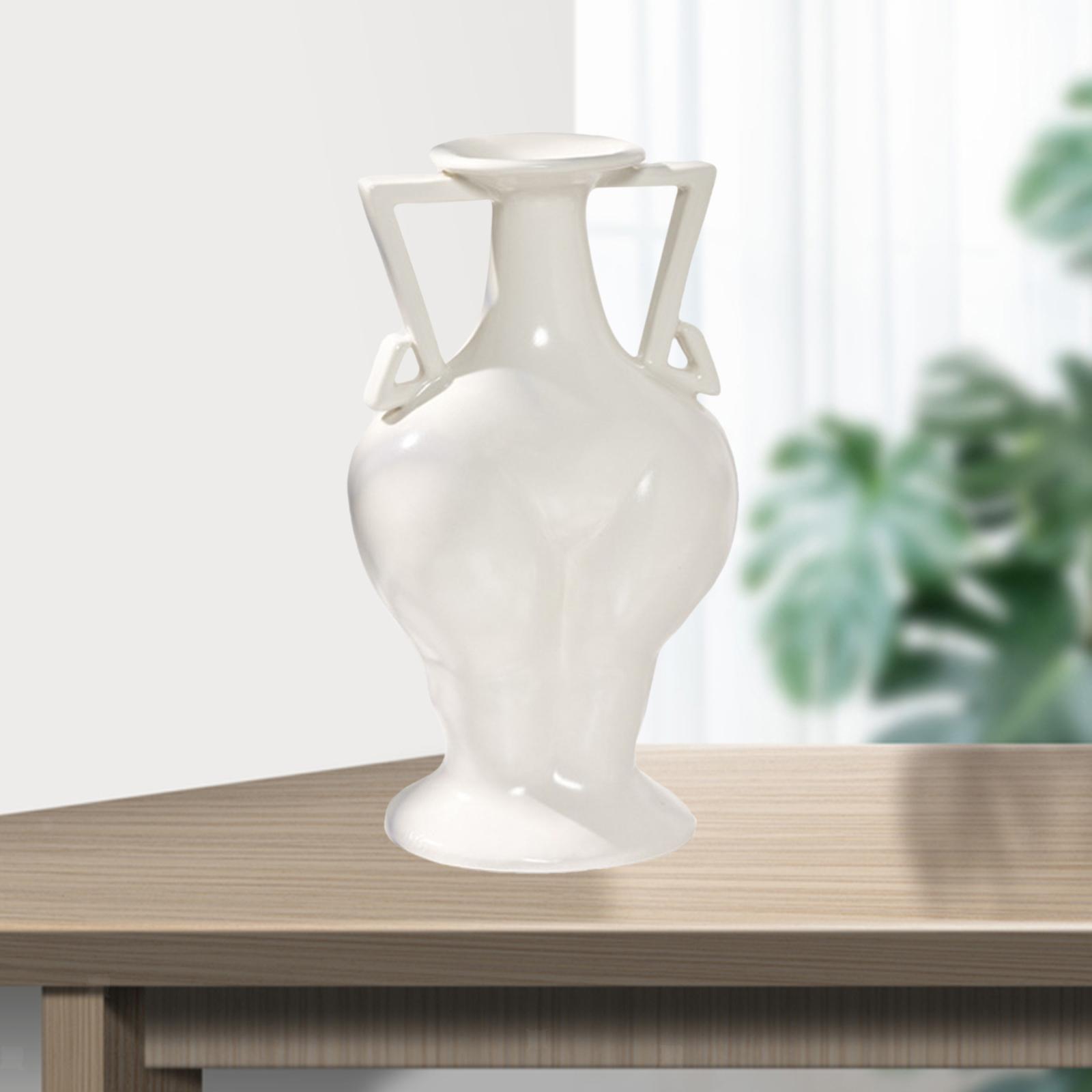 Indexbild 26 - Blumenvase Keramik Blumentöpfe Trockenblumenhalter Pflanzenvasen Wohnkultur