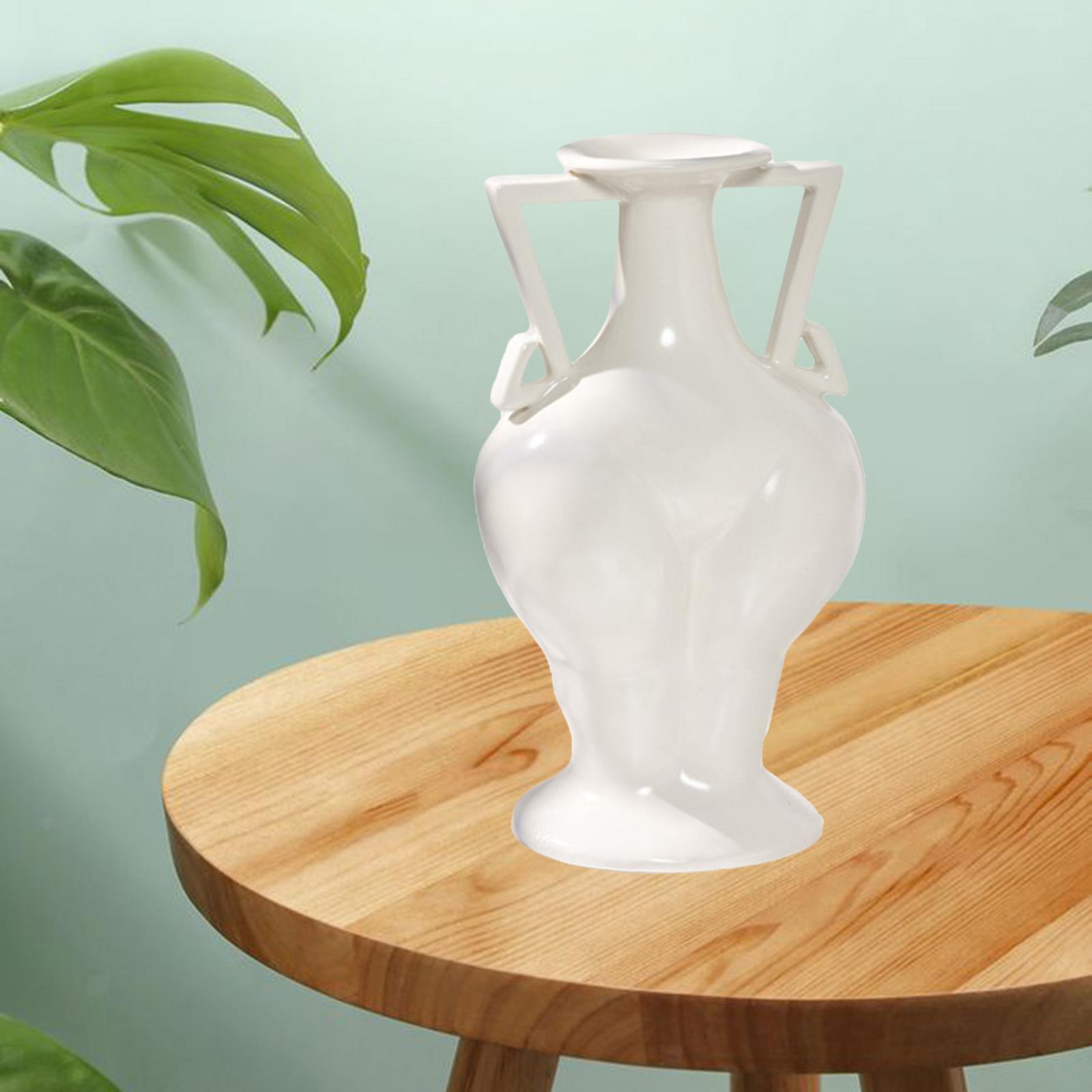 Indexbild 24 - Blumenvase Keramik Blumentöpfe Trockenblumenhalter Pflanzenvasen Wohnkultur