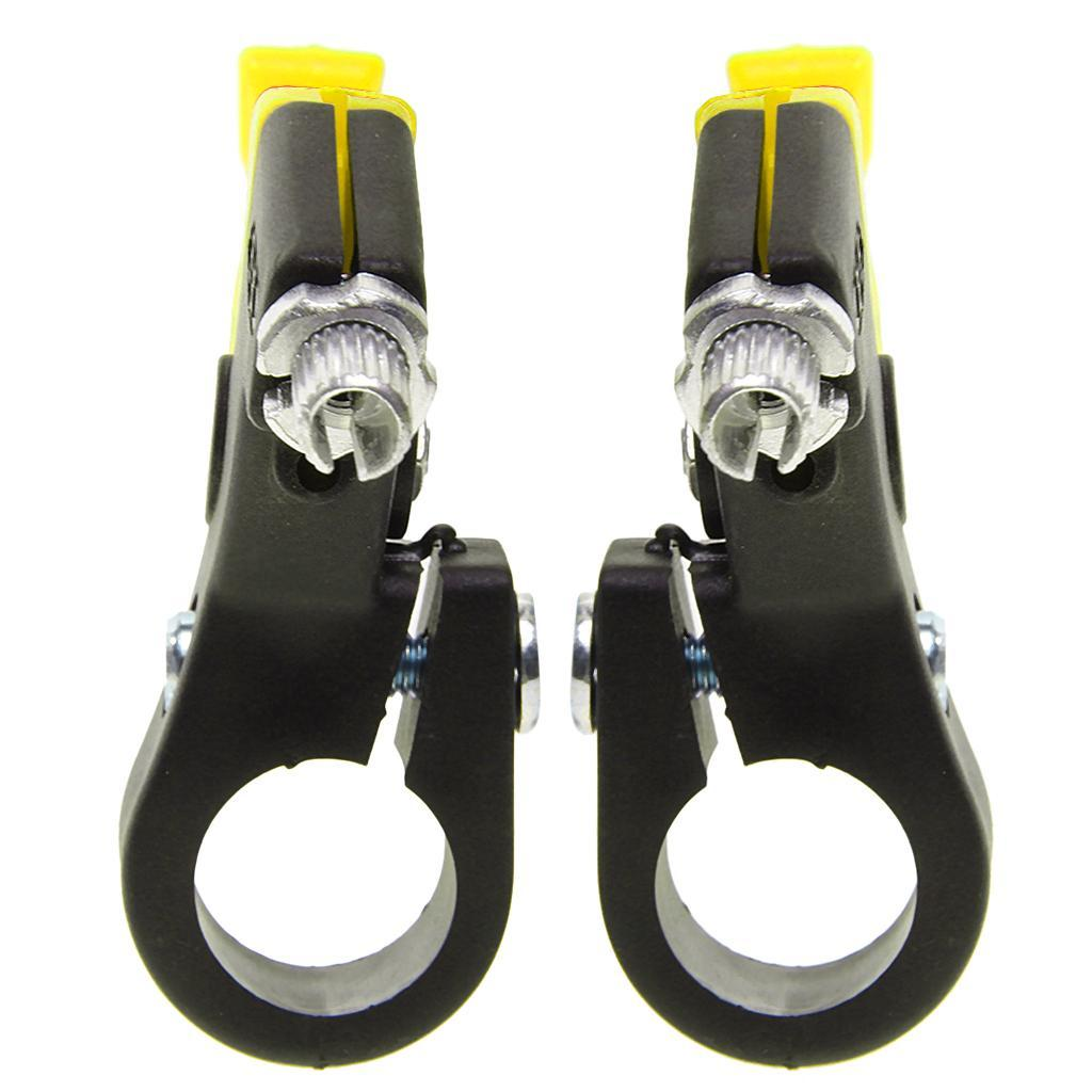 1-paire-de-leviers-de-frein-de-velo-en-plastique-double-confort-universel-pour miniature 9