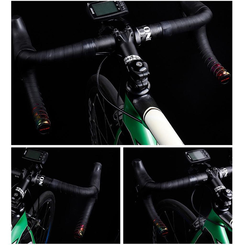 2x-Non-slip-Tape-Road-Bike-Handlebar-Tape-Bicycle-Drop-Bar-Wrap-Outdoor-Sports thumbnail 12