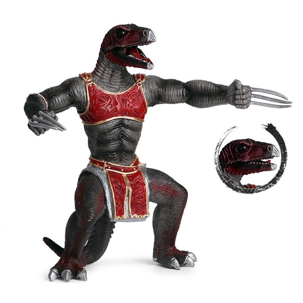 1x-Nanosaur-Model-Figure-Toys-Dinosaur-Soldier-Plastic-Children-Toy-Decor thumbnail 22