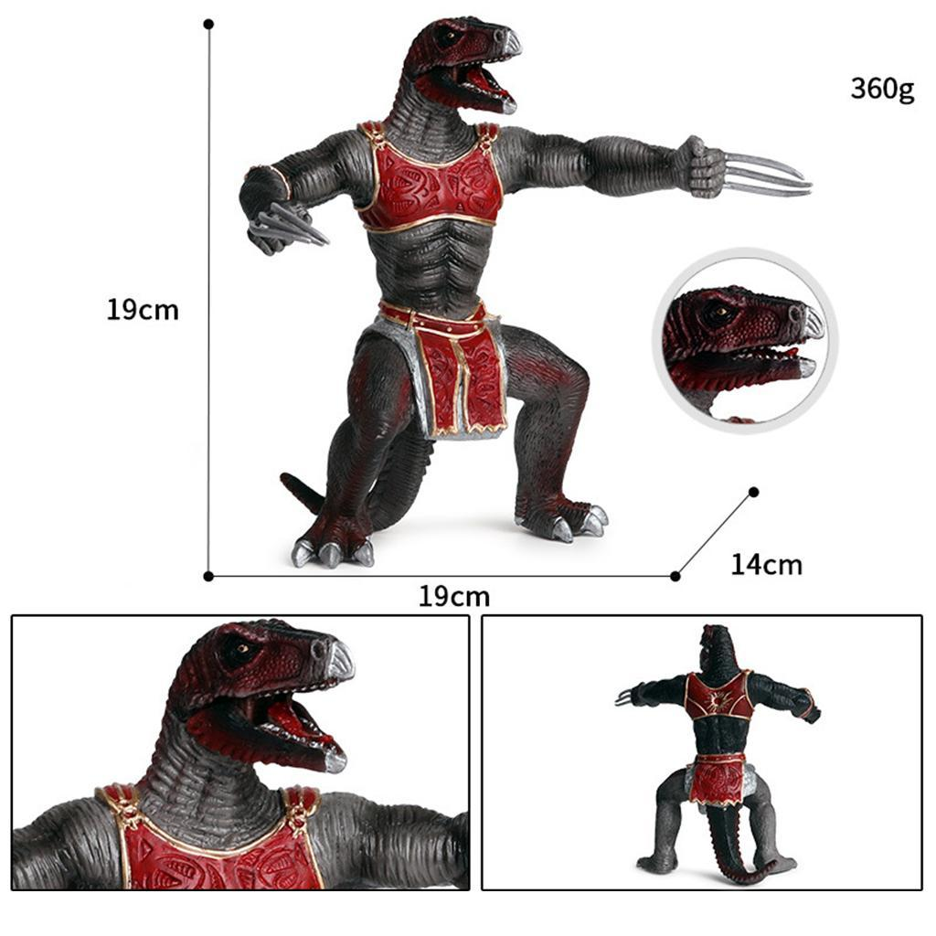 1x-Nanosaur-Model-Figure-Toys-Dinosaur-Soldier-Plastic-Children-Toy-Decor thumbnail 24