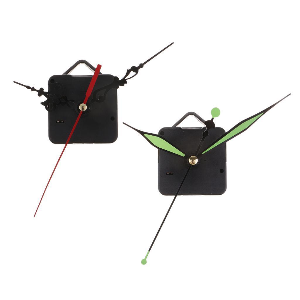 miniatura 4 - Meccanismo A Lancette Lunghe Al Quarzo Da 12 Ore Con Meccanismo Di Movimento