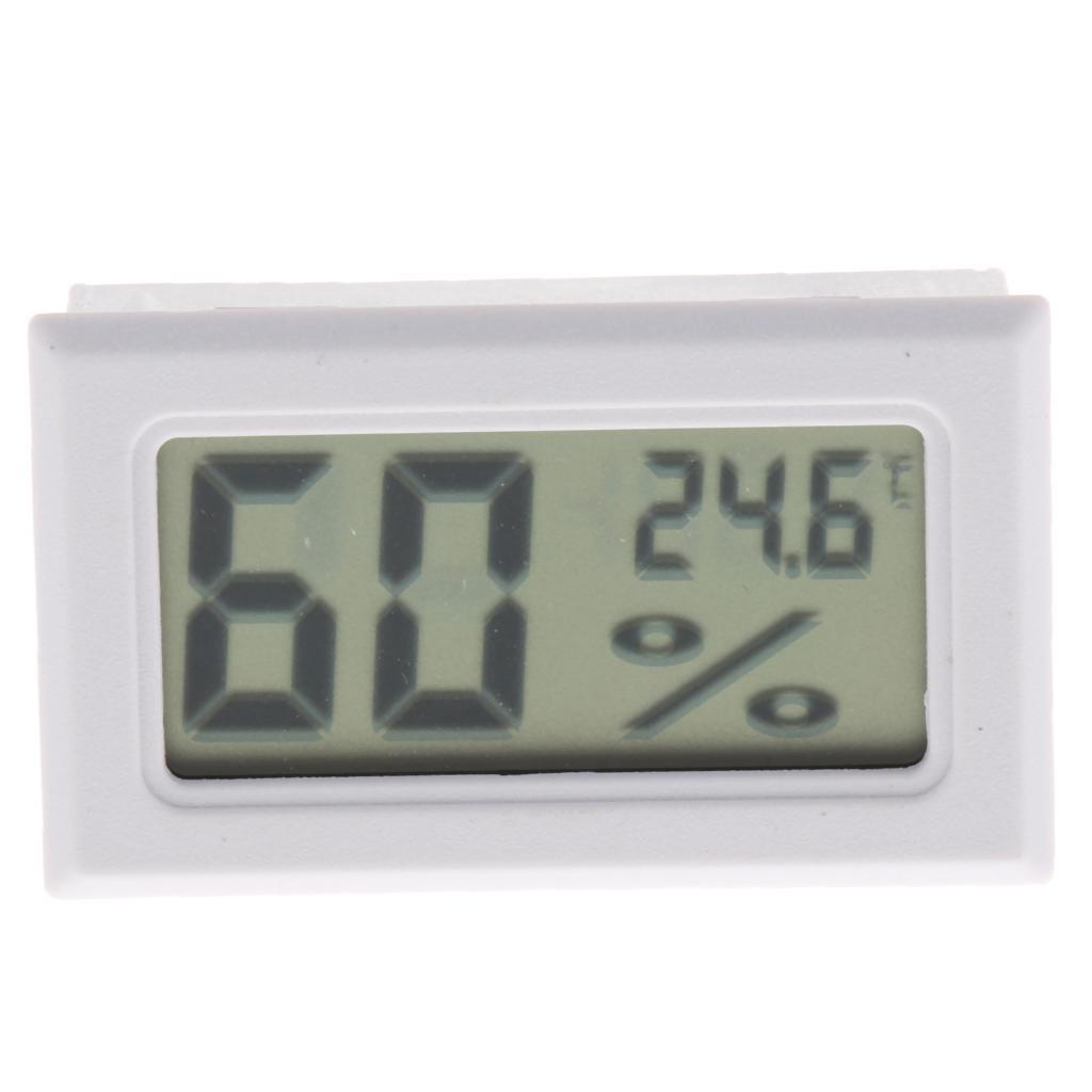 2pcs-DC1-5V-LCD-Termometro-Digitale-per-Acquario-Terrario-Serpente-Lucertola miniatura 6