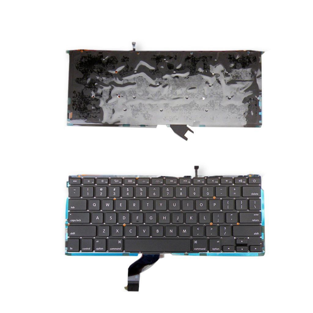 Laptop-Keyboard-for-Apple-Macbook-pro-13-034-a1425-US-Keyboard-Notebook miniature 4