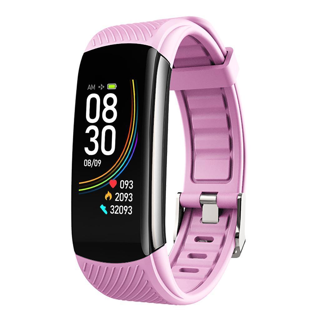 Indexbild 11 - Smart Watch Temperaturmesser Herzfrequenzmesser Blutdruck Fitness Tracker