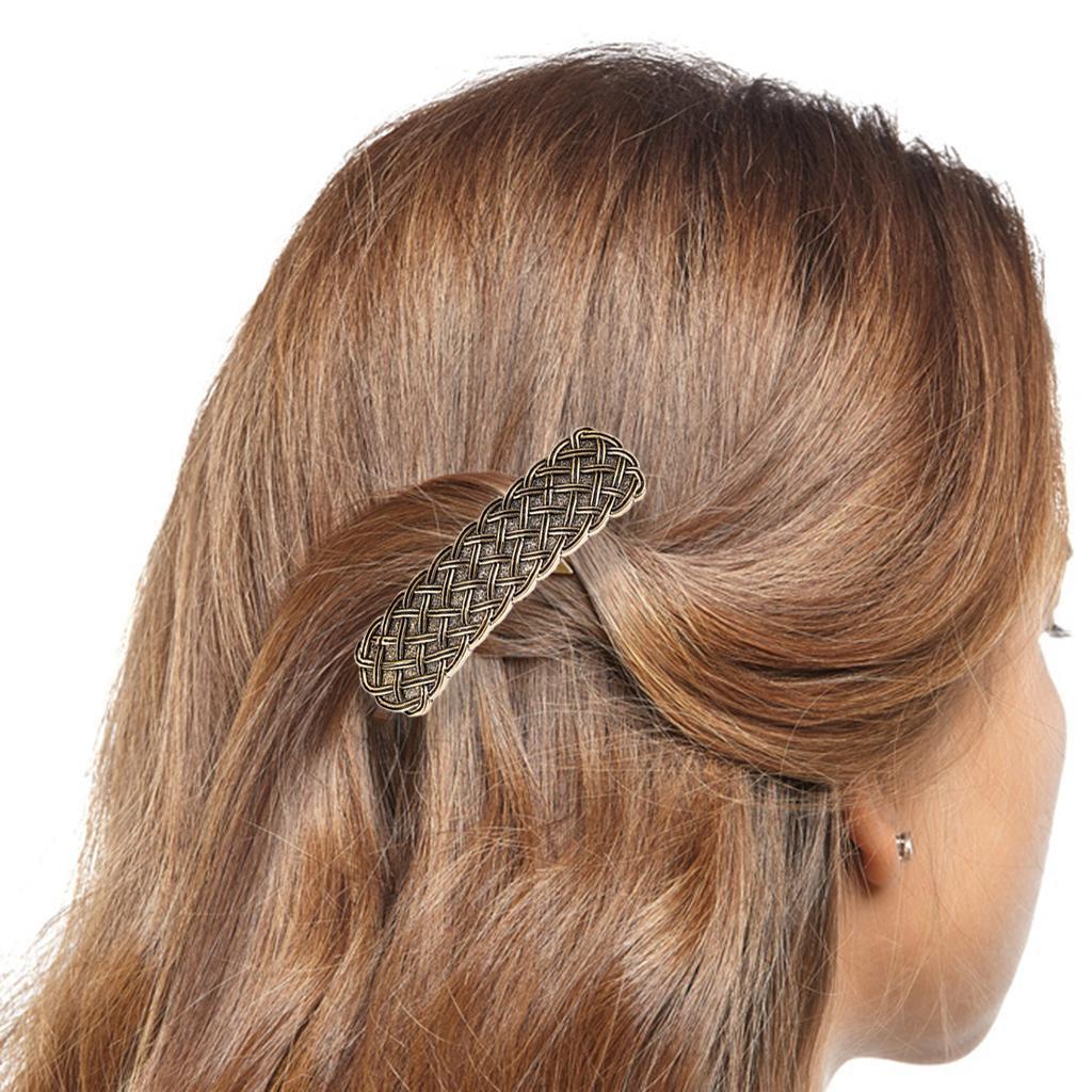 Barettes-Pince-a-Cheveux-Celtique-en-Alliage-Accessoires-de-Cheveux-Parfaite miniature 27