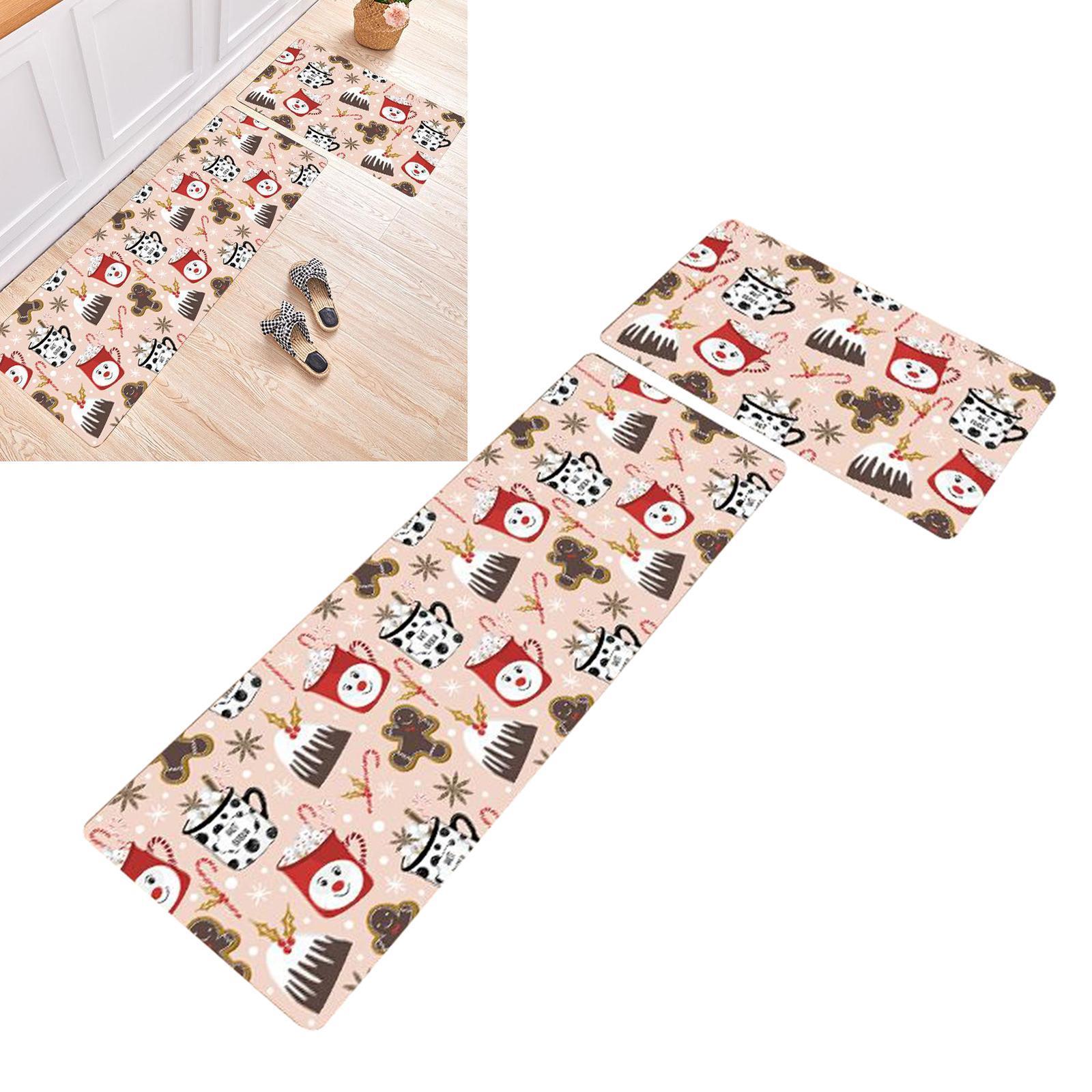 Zerbino-antiscivolo-tappeti-da-cucina-per-la-casa-ingresso-bagno-tappeto miniatura 10