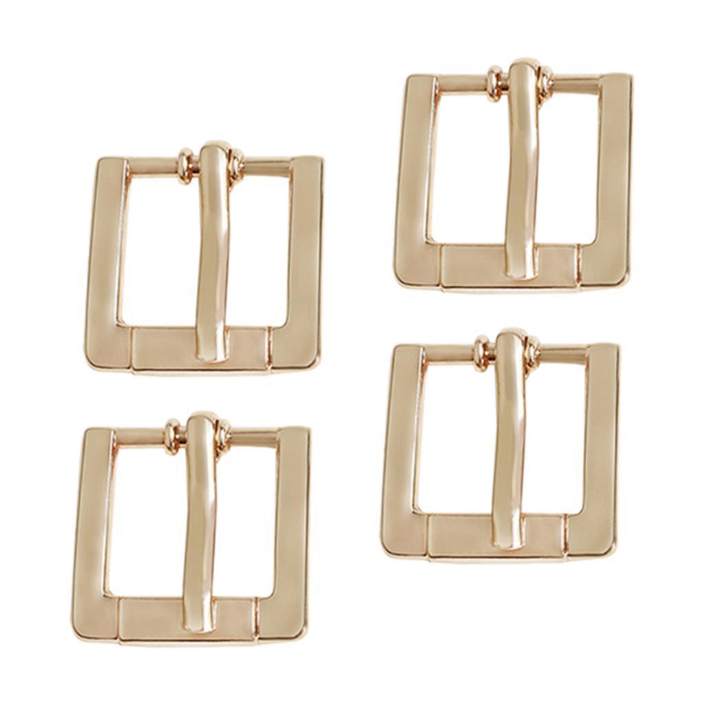 4x-Boucle-de-Sac-Accessoire-pour-Coupe-vent-de-Sac-Fabrication-de-Lanieres miniature 7